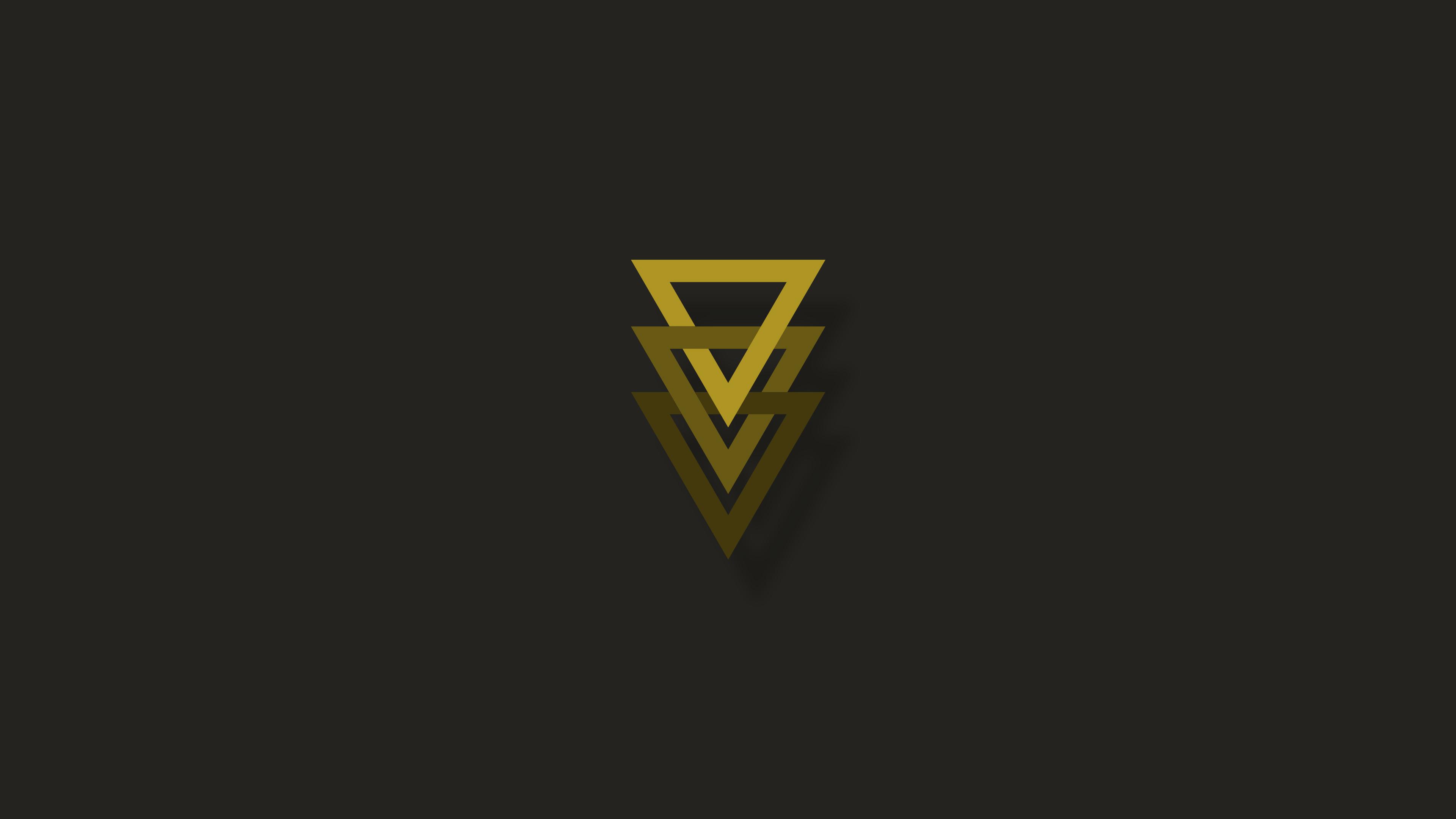 minimalism triangle geometry 4k 1551641903 - Minimalism Triangle Geometry 4k - triangle wallpapers, minimalist wallpapers, minimalism wallpapers, hd-wallpapers, geometry wallpapers, digital art wallpapers, artwork wallpapers, artist wallpapers