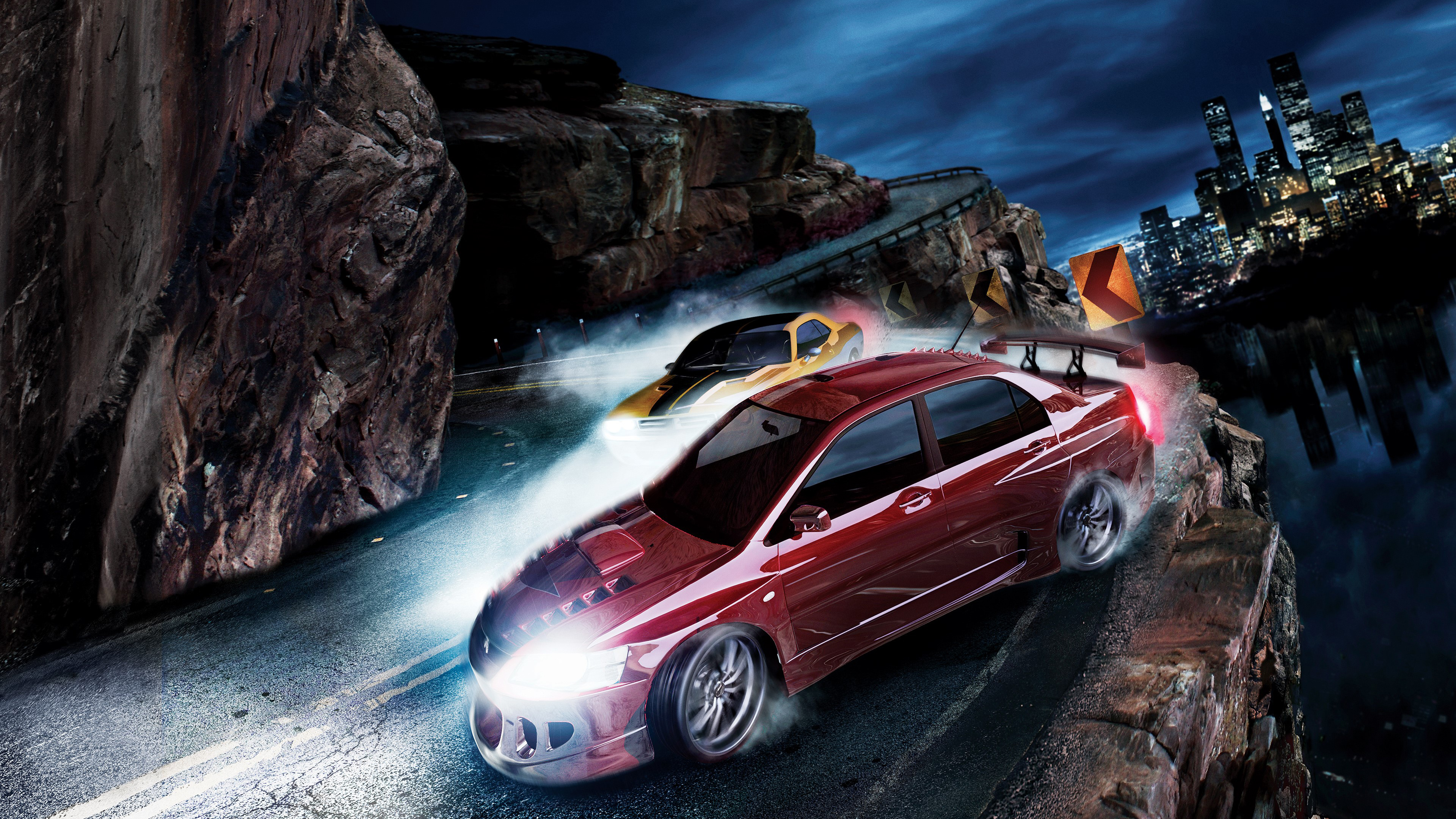 Wallpaper 4k Need For Speed Carbon 4k 4k Wallpapers Cars Wallpapers