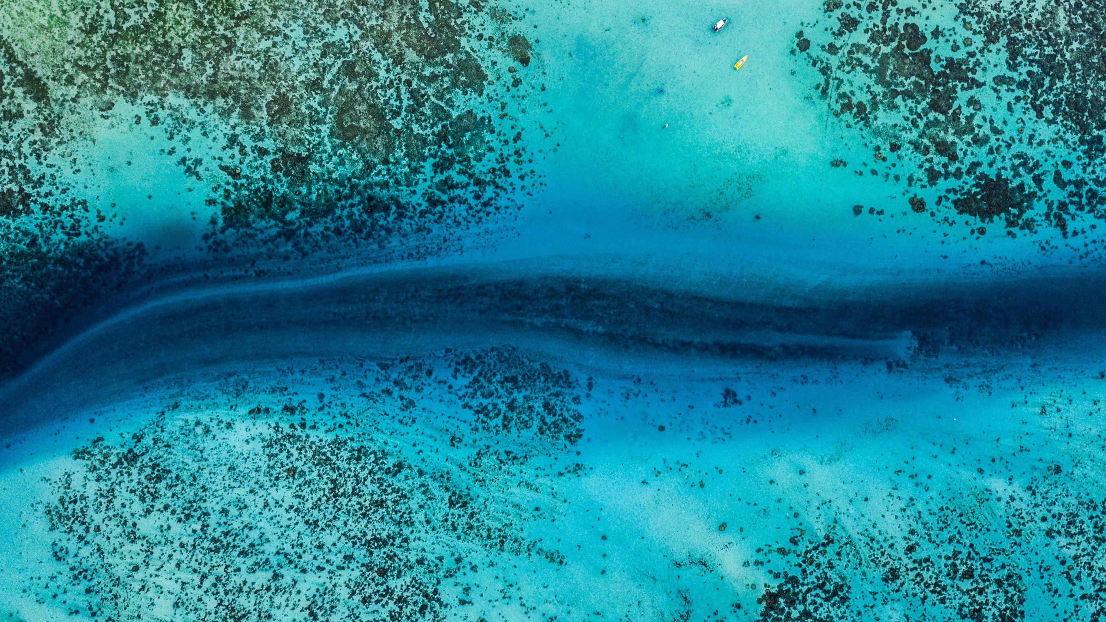 ocean drone view 4k 1551644063 - Ocean Drone View 4k - ocean wallpapers, nature wallpapers, hd-wallpapers, drone view wallpapers, 4k-wallpapers