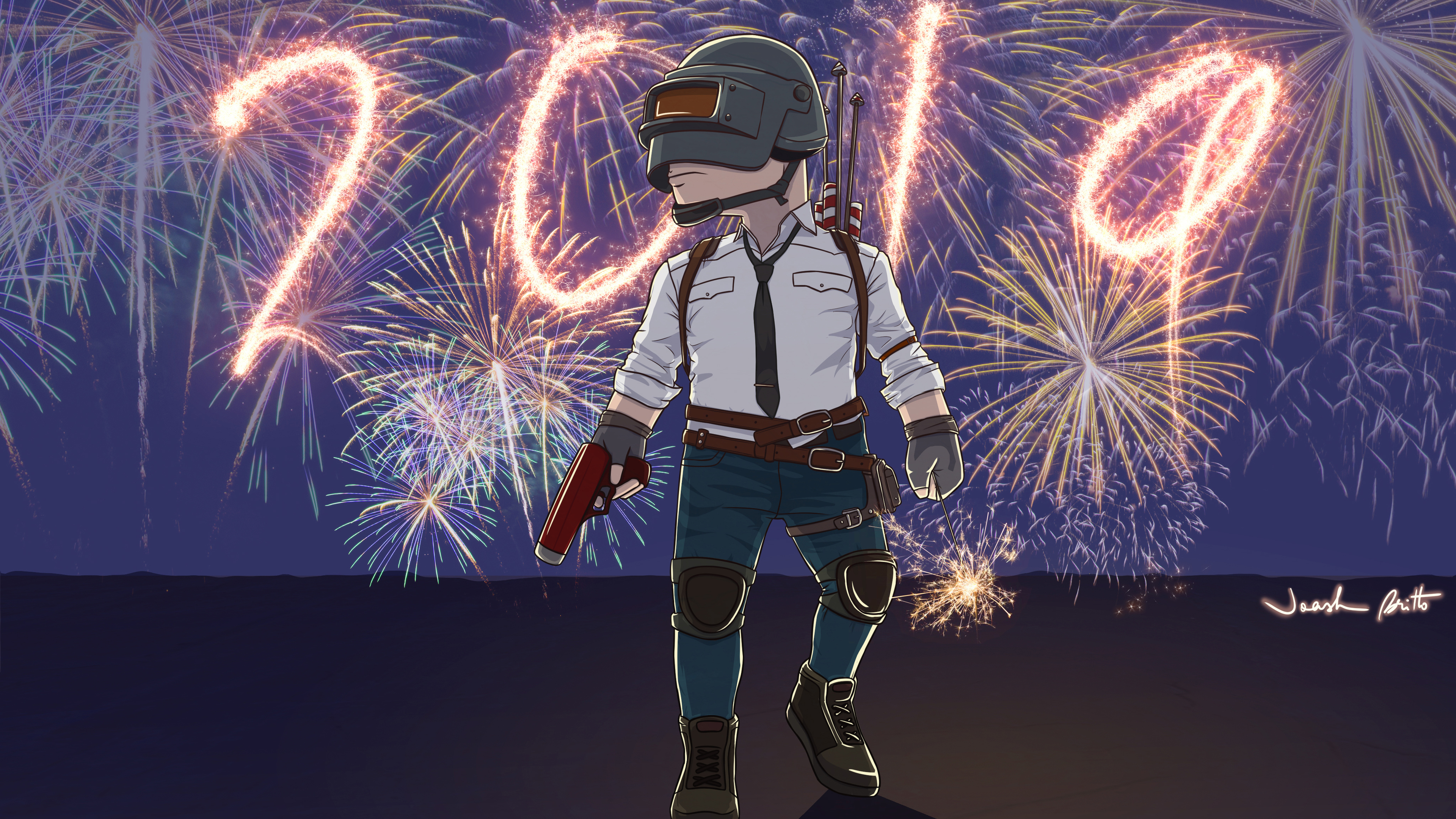 pubg new year 4k 1553074494 - Pubg New Year 4k - pubg wallpapers, hd-wallpapers, games wallpapers, 4k-wallpapers