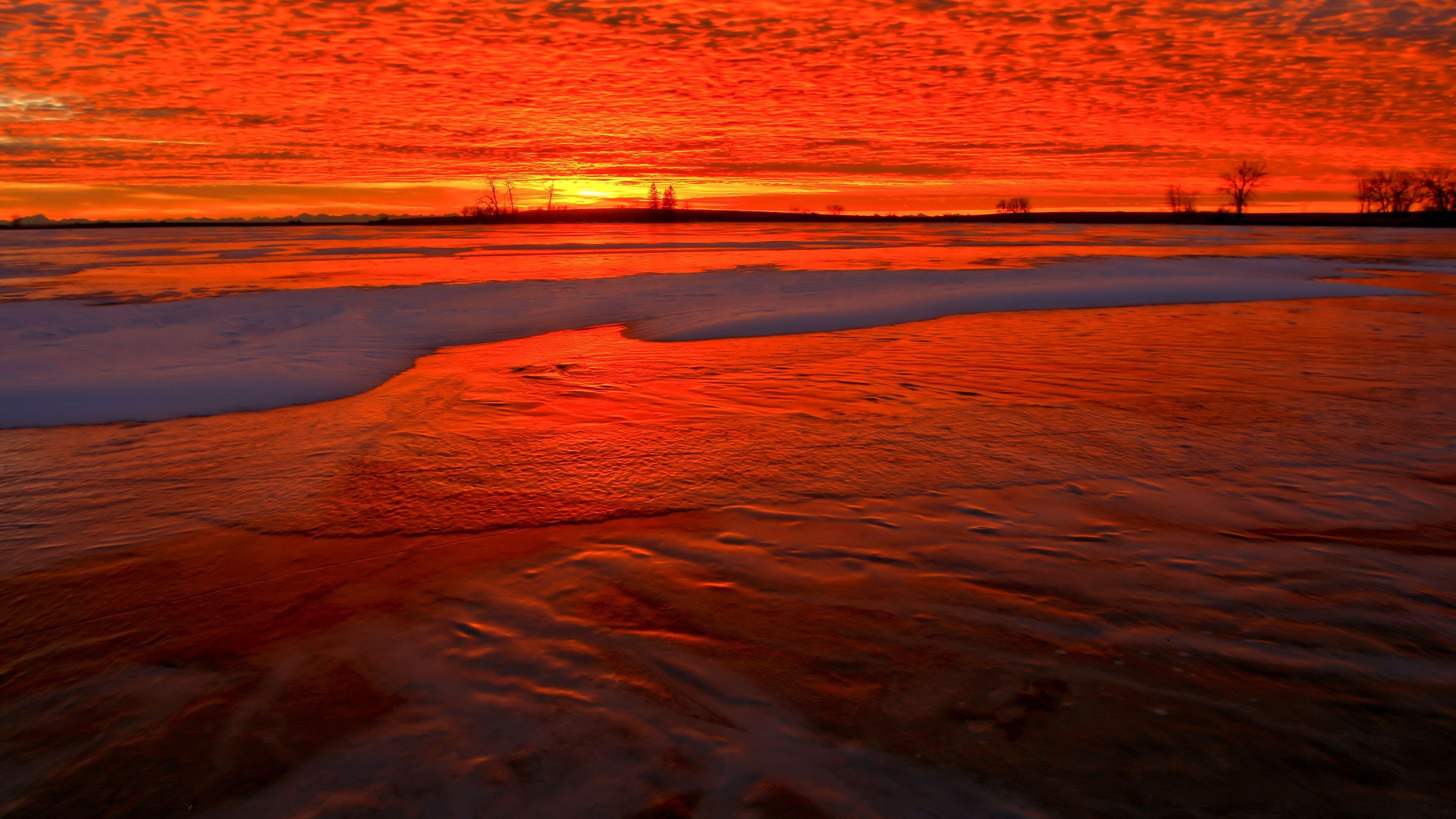 red paisagem 1551644204 - Red Paisagem - sunset wallpapers, red wallpapers, hd-wallpapers, dark wallpapers, 4k-wallpapers