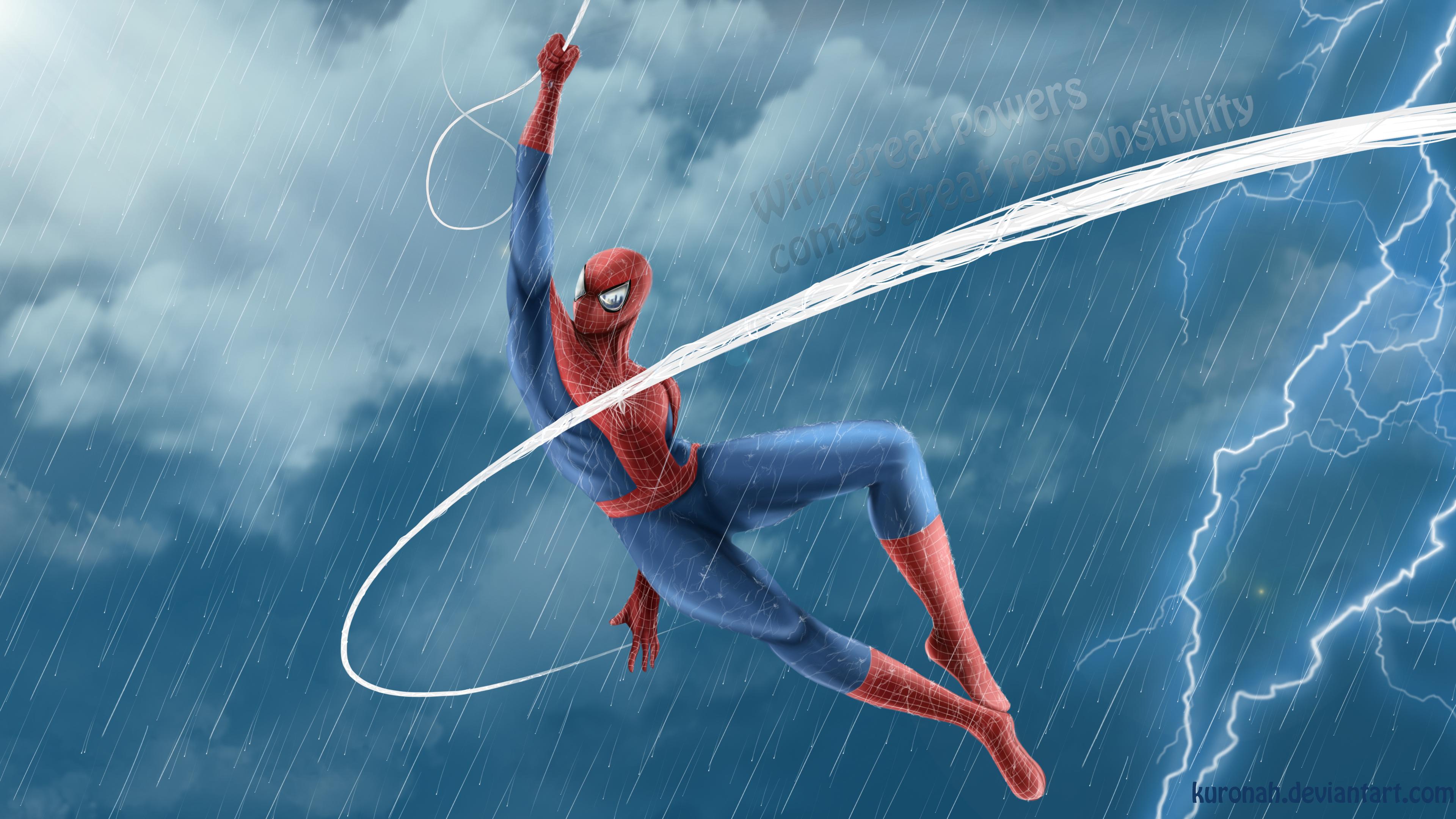 spiderman web 4k 1553071363 - Spiderman Web 4k - superheroes wallpapers, spiderman wallpapers, hd-wallpapers, digital art wallpapers, deviantart wallpapers, artwork wallpapers, artist wallpapers, 4k-wallpapers