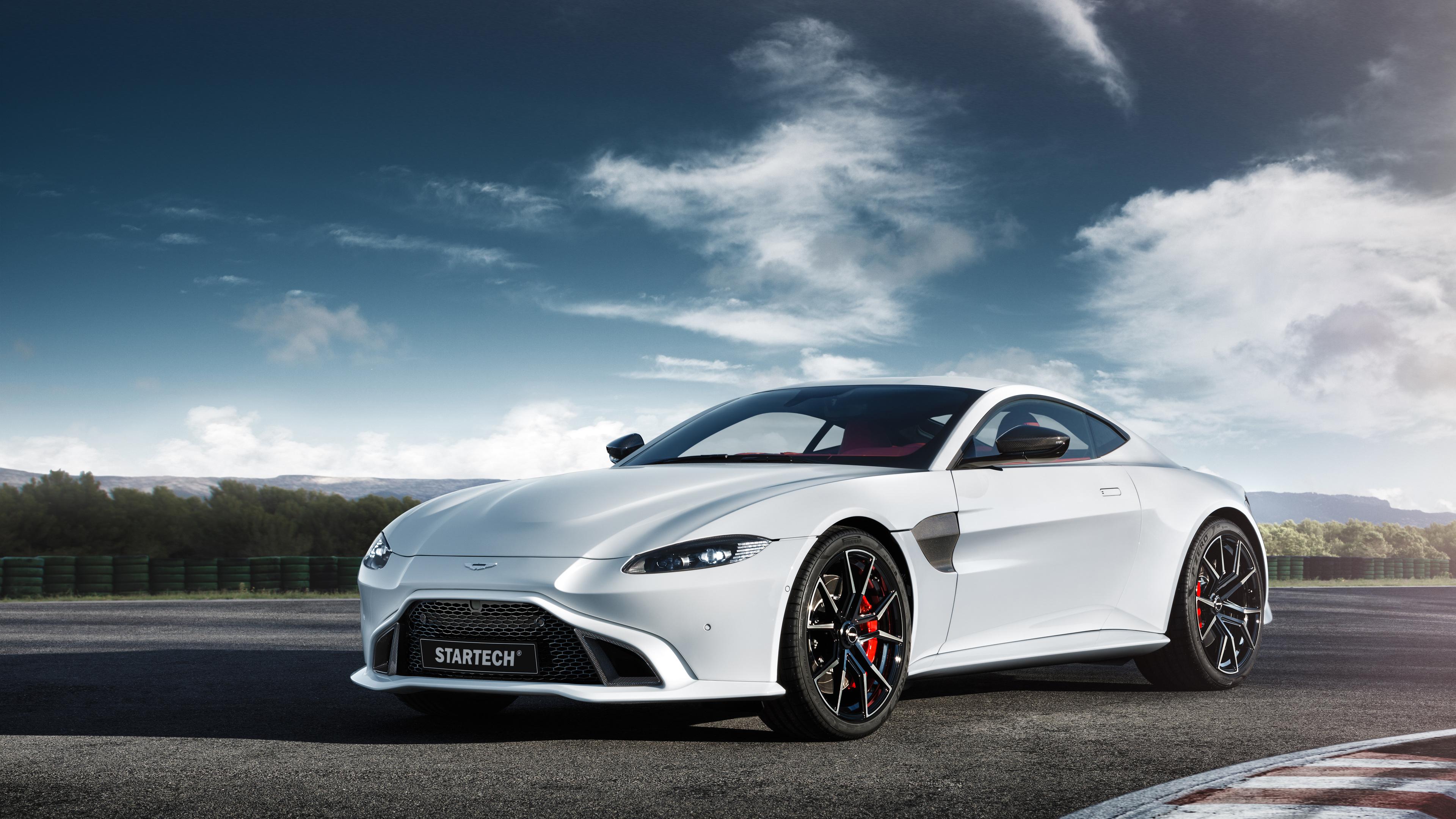 Wallpaper 4k Startech Aston Martin Vantage 2019 4k 2019 Cars