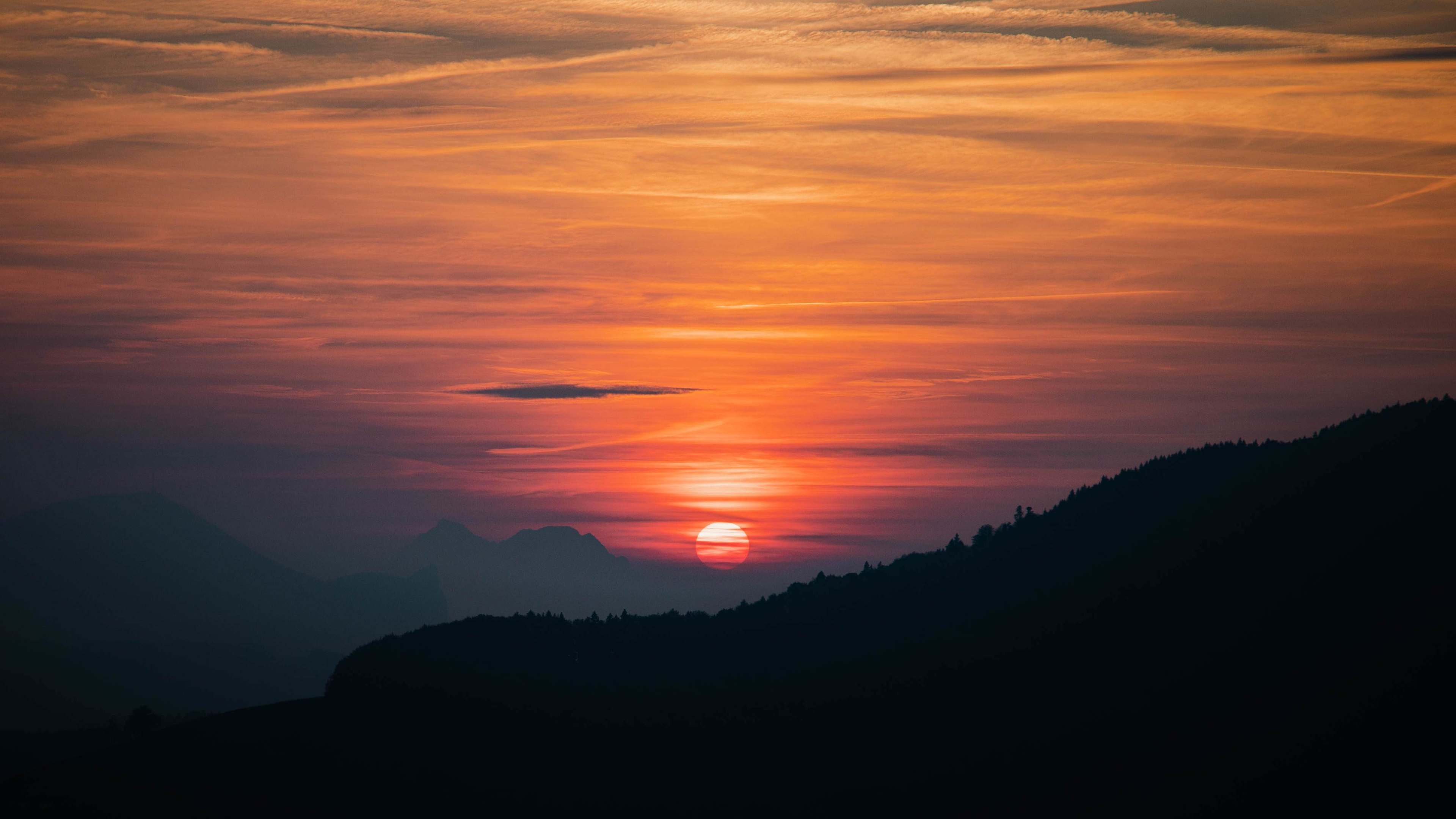 sunset 4k 1551644051 - Sunset 4k - sunset wallpapers, nature wallpapers, hd-wallpapers, 4k-wallpapers