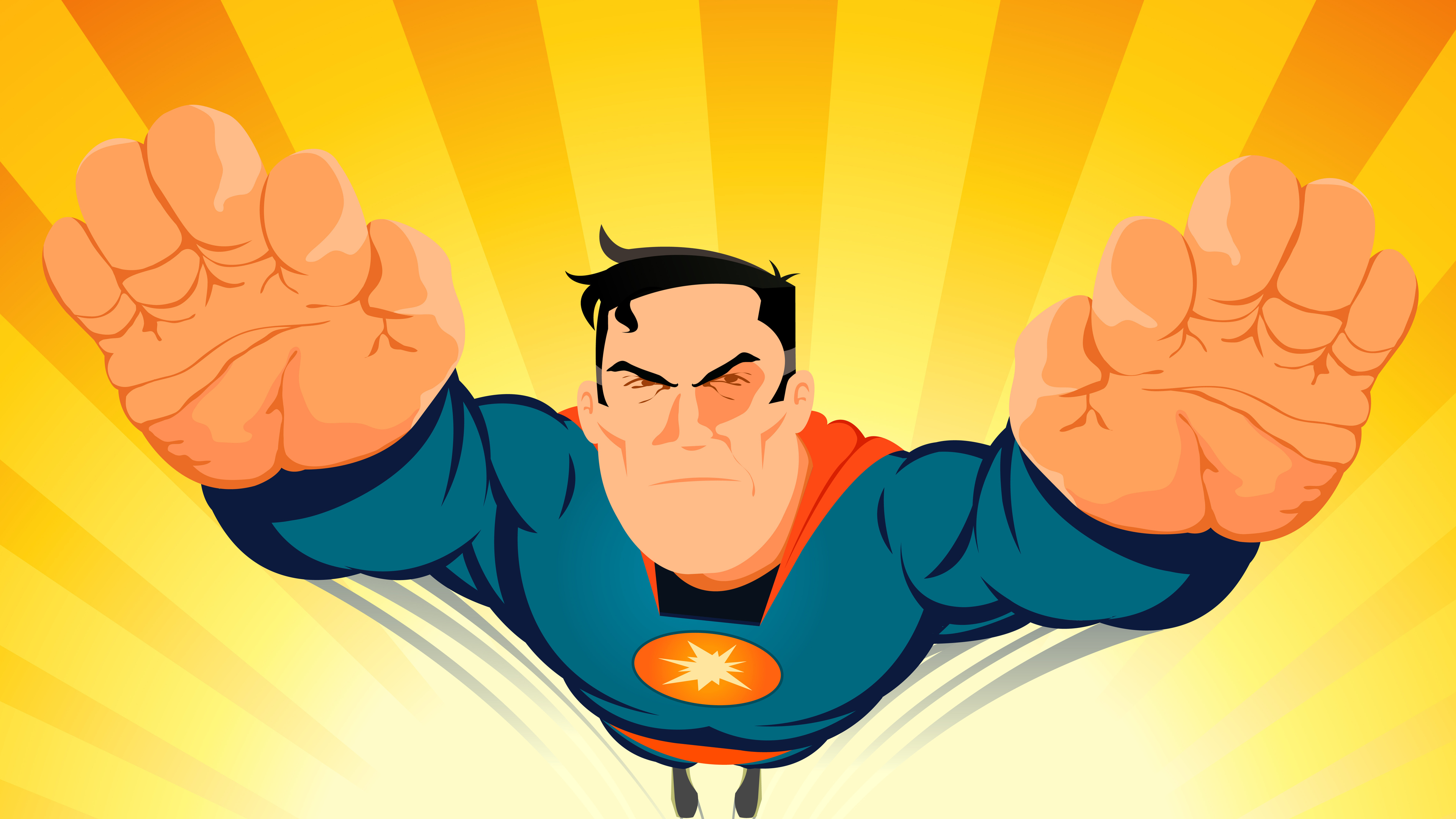 superman art 4k 1553072035 - Superman Art 4k - superman wallpapers, superheroes wallpapers, hd-wallpapers, 8k wallpapers, 5k wallpapers, 4k-wallpapers