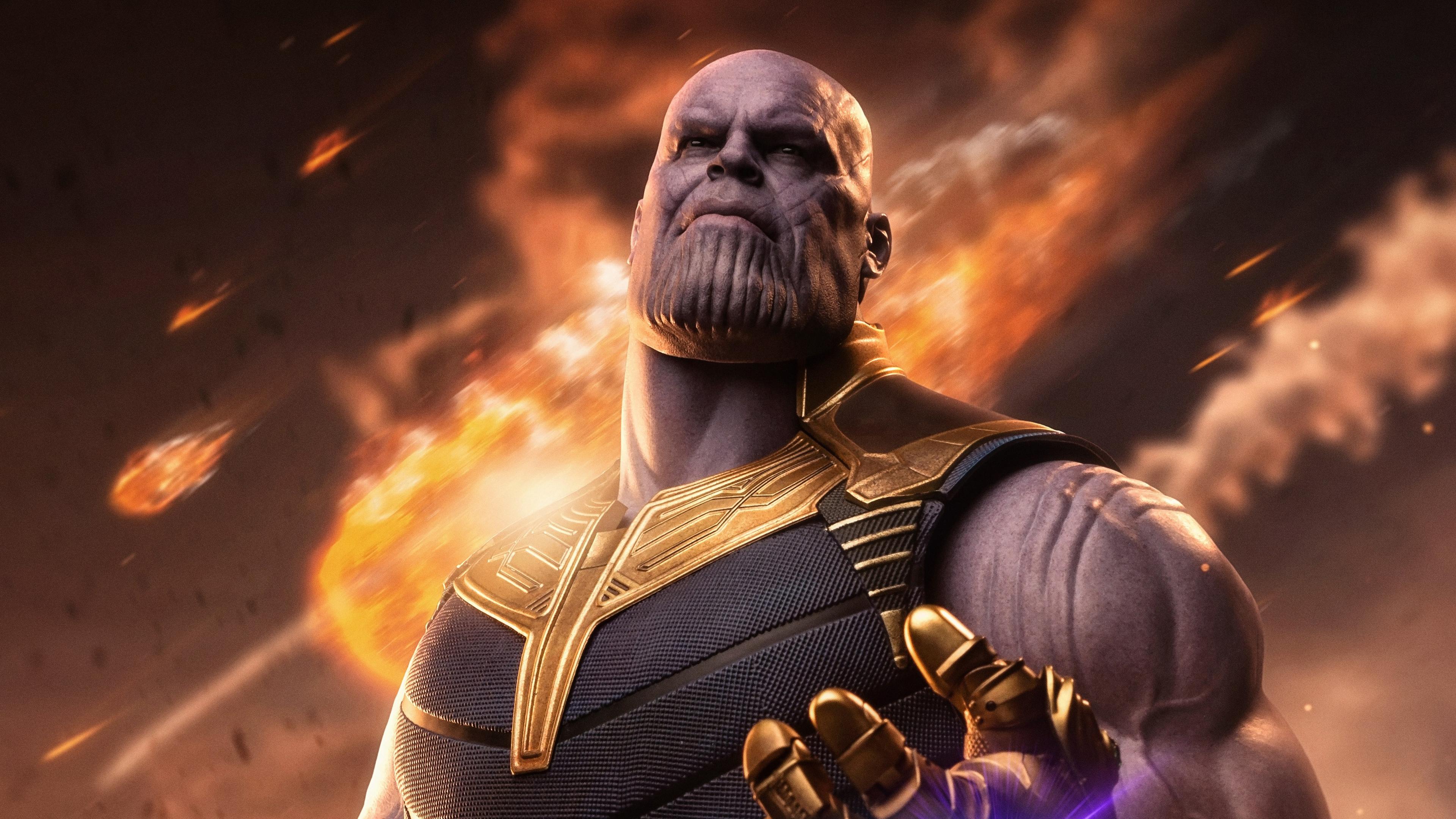 thanos new 4k 1553072176 - Thanos New 4k - thanos-wallpapers, superheroes wallpapers, hd-wallpapers, digital art wallpapers, artwork wallpapers, 4k-wallpapers