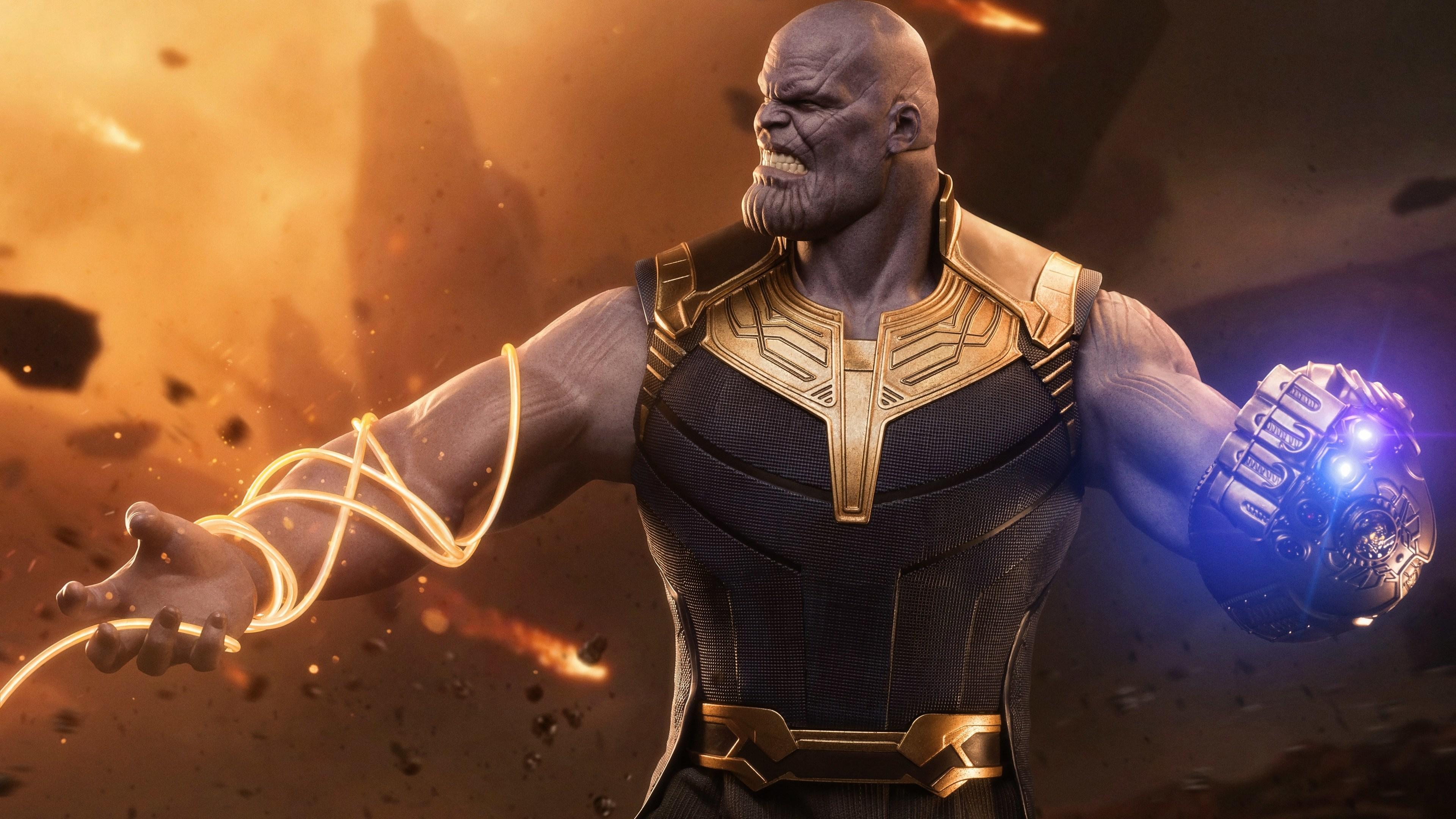 thanos supervillain 4k 1553071719 - Thanos Supervillain 4k - thanos-wallpapers, supervillain wallpapers, superheroes wallpapers, hd-wallpapers, 5k wallpapers, 4k-wallpapers