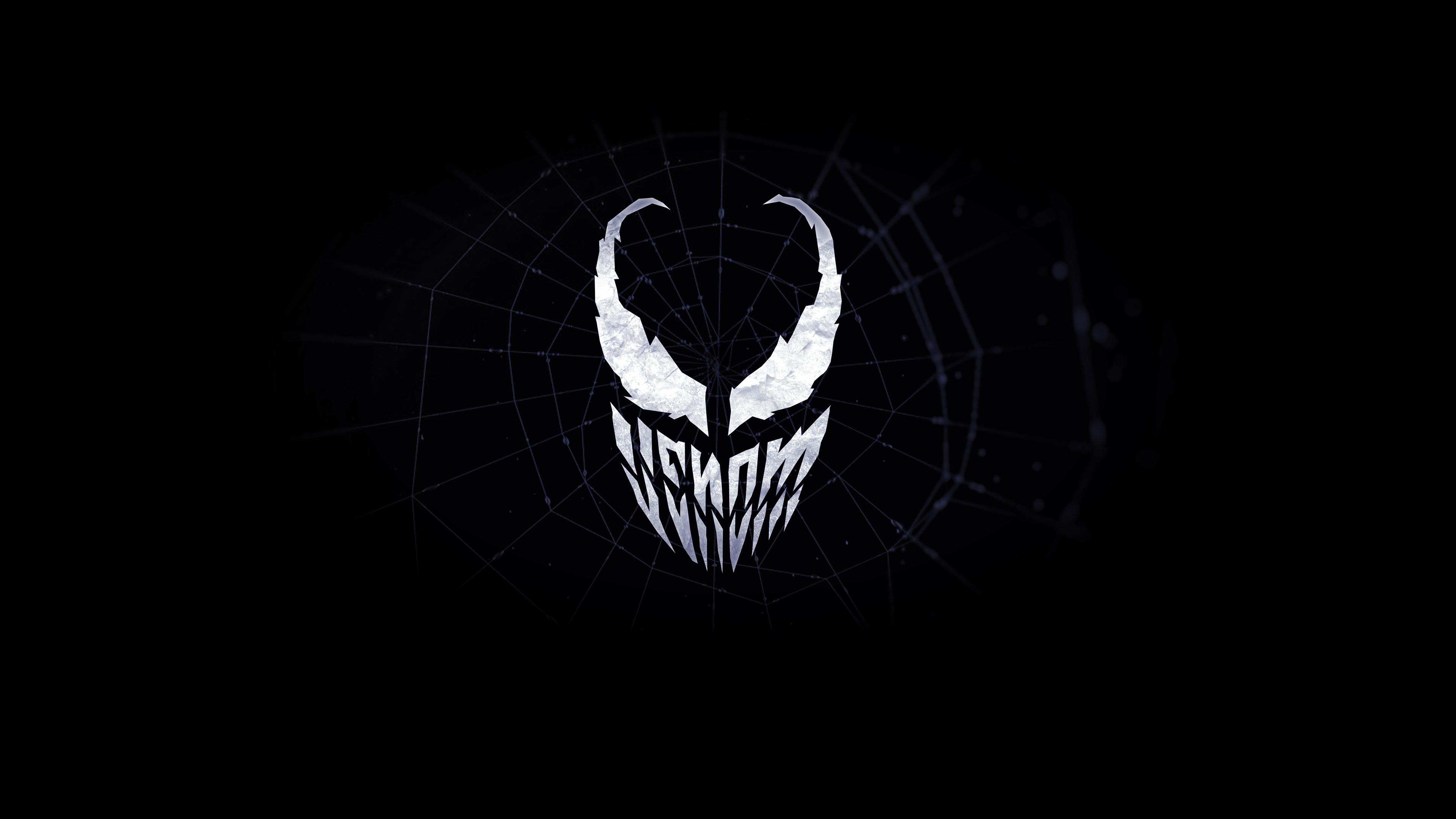 venom minimalist logo 4k 1553069905 - Venom Minimalist Logo 4k - Venom wallpapers, superheroes wallpapers, minimalist wallpapers, minimalism wallpapers, hd-wallpapers, digital art wallpapers, behance wallpapers, artwork wallpapers, artist wallpapers, 4k-wallpapers
