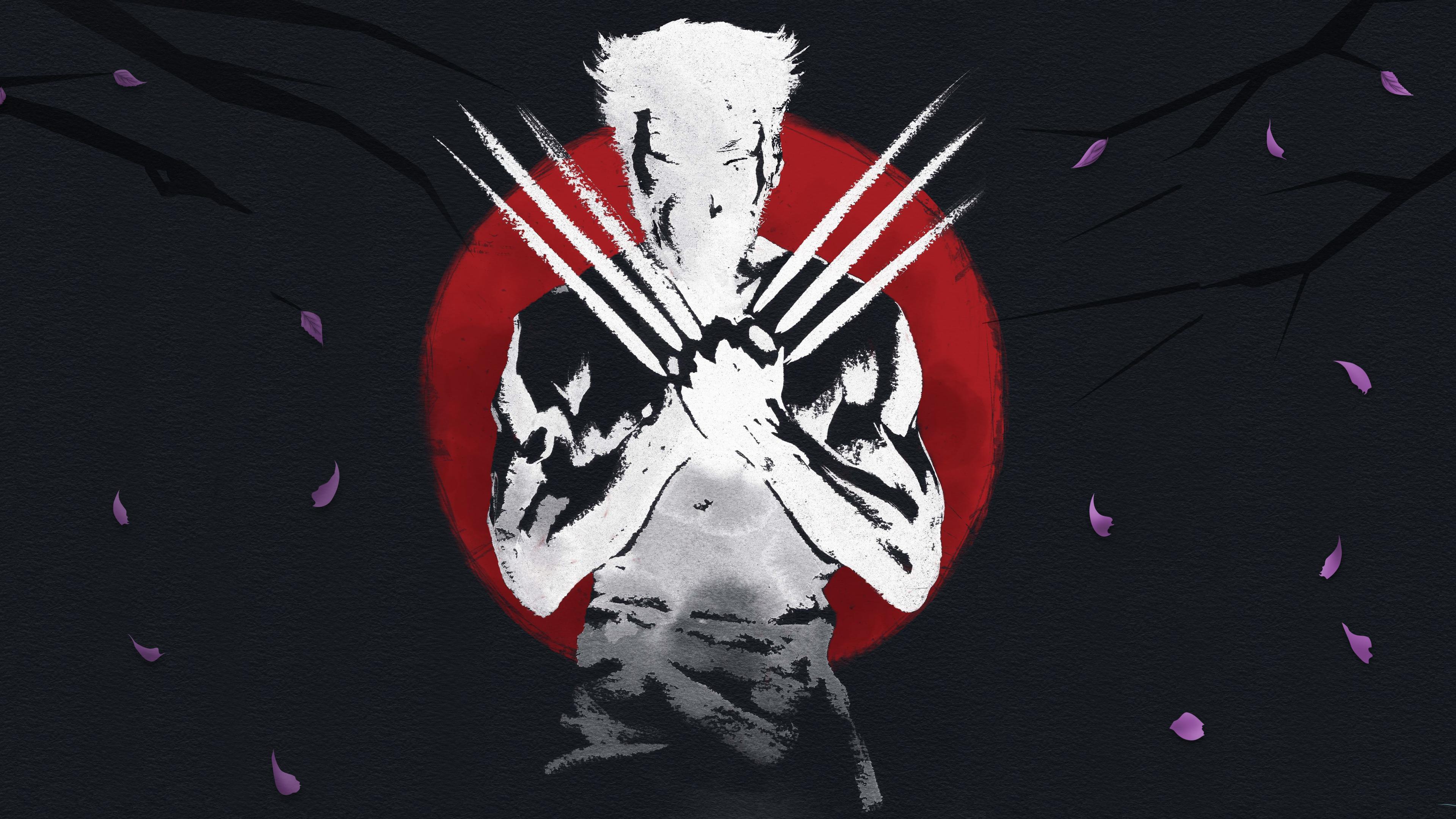 wolverine art 4k 1553071099 - Wolverine Art 4k - wolverine wallpapers, superheroes wallpapers, hd-wallpapers, artwork wallpapers, artist wallpapers, 5k wallpapers, 4k-wallpapers