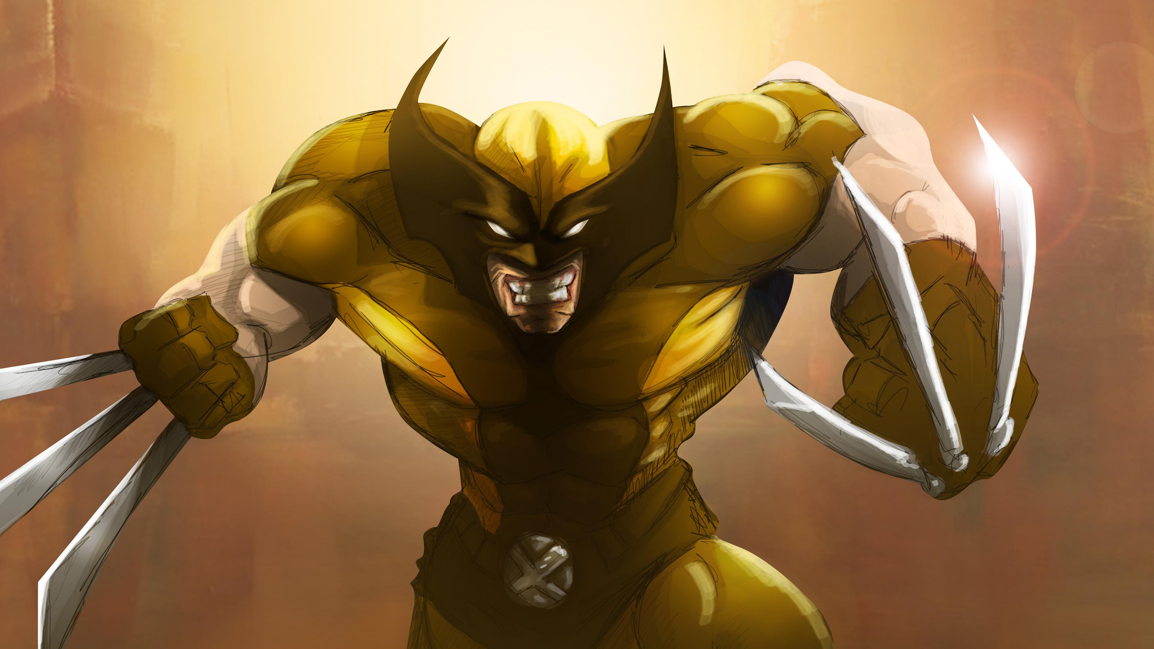wolverine art 4k 1553071387 - Wolverine Art 4k - wolverine wallpapers, superheroes wallpapers, hd-wallpapers, deviantart wallpapers, artwork wallpapers, 4k-wallpapers