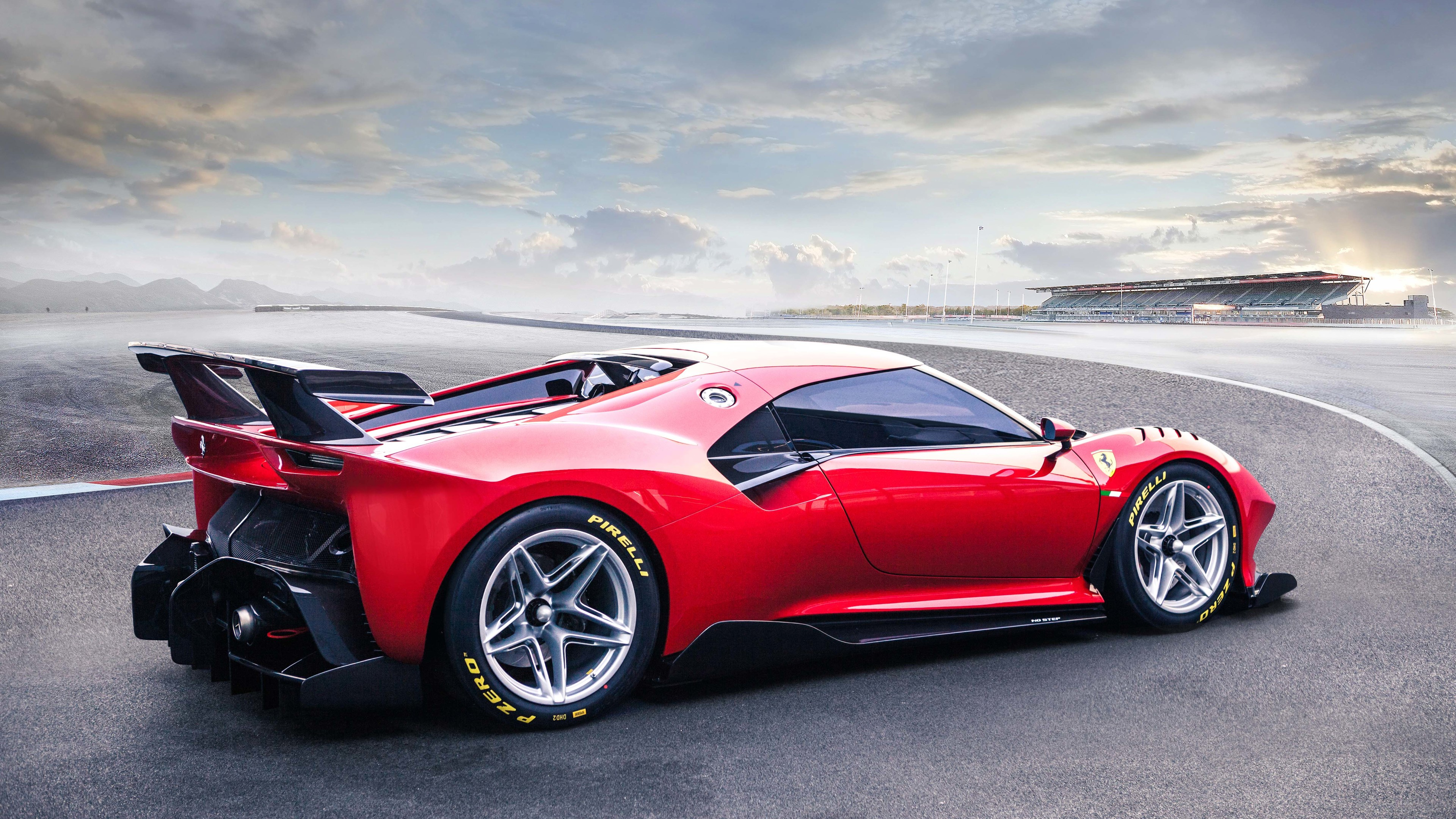 Wallpaper 4k 2019 Ferrari P80 C 4k 2019 Cars Wallpapers 4k