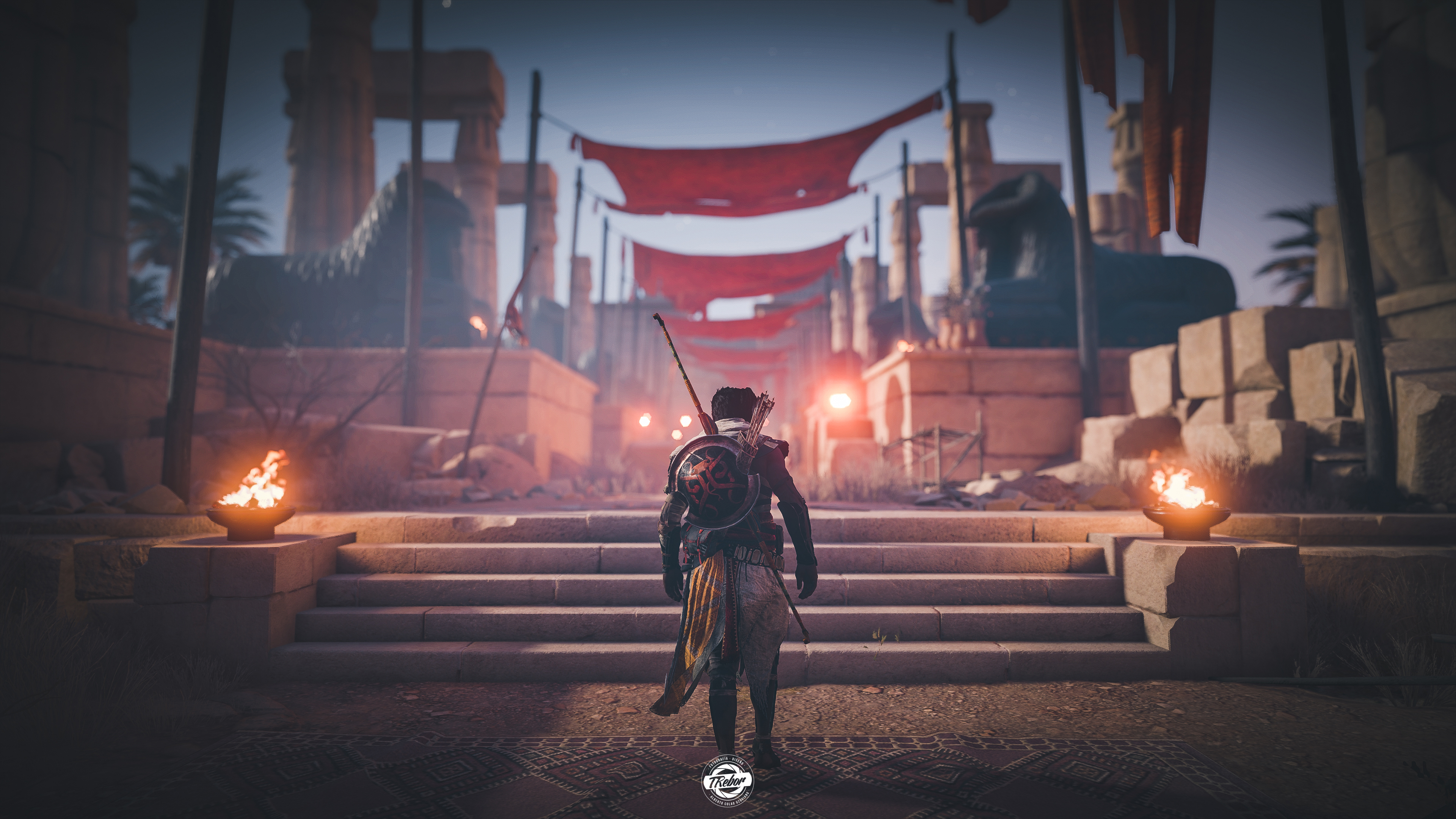 Wallpaper 4k 4k Assassins Creed Origins 2019 4k 2019 Games