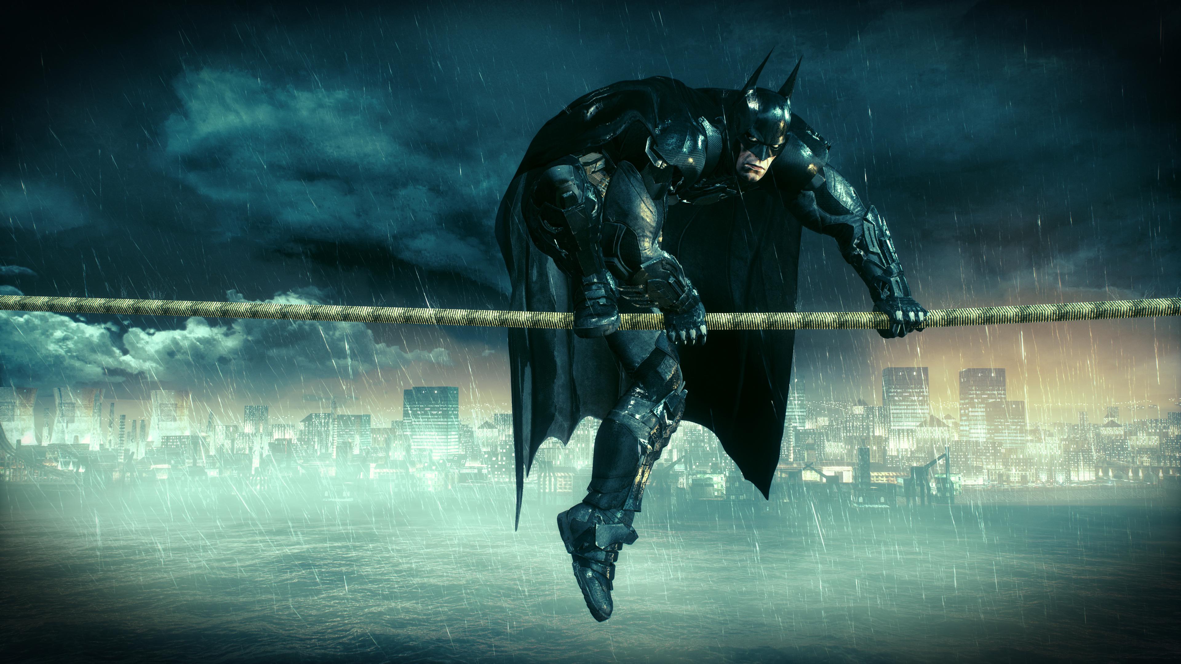4k batman arkham knight 1554244394 - 4k Batman Arkham Knight - hd-wallpapers, games wallpapers, batman wallpapers, 5k wallpapers, 4k-wallpapers