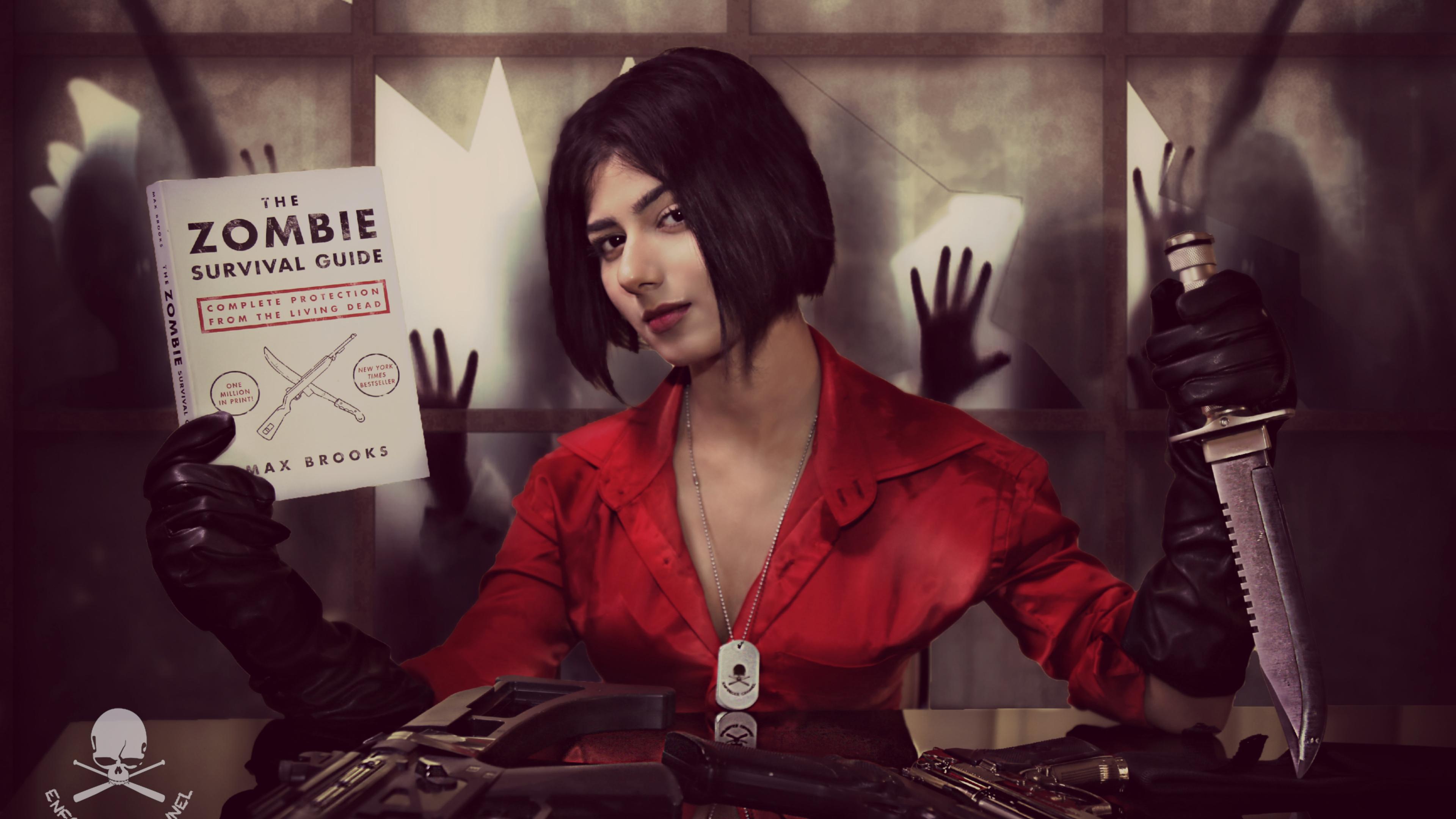 ada wong resident evil cosplay 4k 1554244424 - Ada Wong Resident Evil Cosplay 4k - resident evil 2 wallpapers, hd-wallpapers, games wallpapers, 5k wallpapers, 4k-wallpapers, 2019 games wallpapers