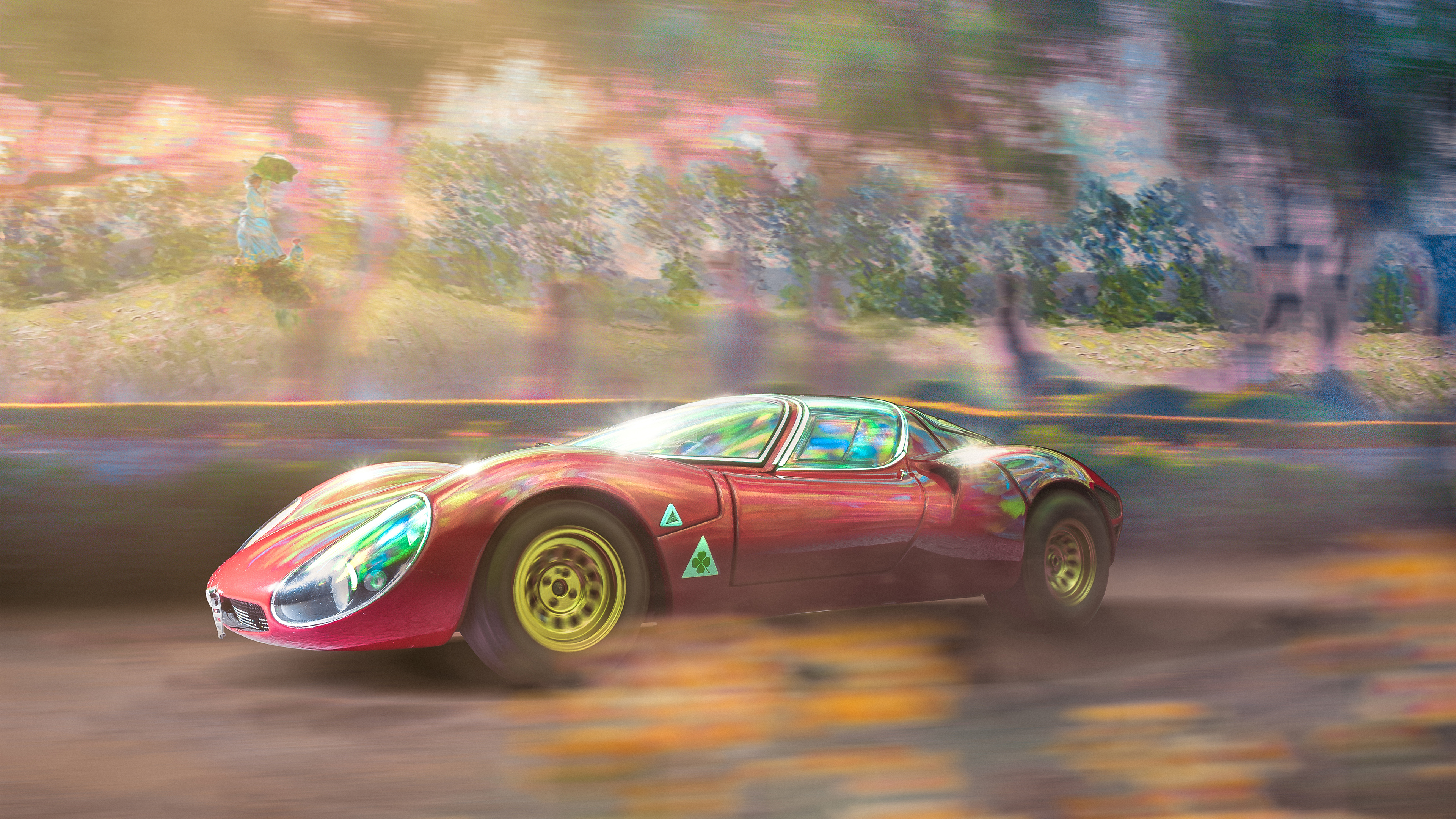 alfa romeo 33 stradale 4k 1555206902 - Alfa Romeo 33 Stradale 4k - racing wallpapers, hd-wallpapers, cars wallpapers, behance wallpapers, alfa romeo wallpapers, 4k-wallpapers
