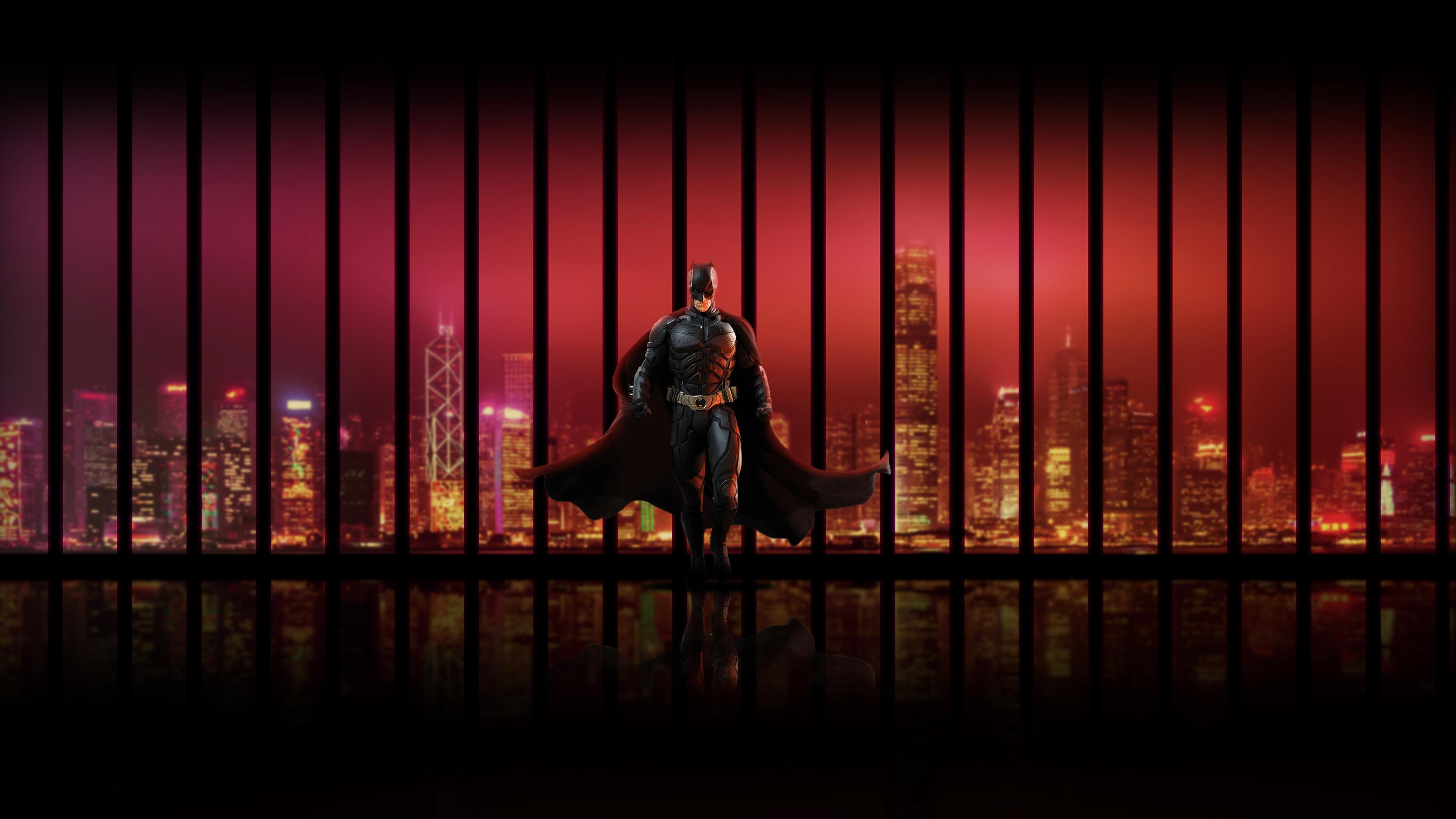 batman gotham new art 4k 1555206620 - Batman Gotham New Art 4k - superheroes wallpapers, hd-wallpapers, digital art wallpapers, behance wallpapers, batman wallpapers, artwork wallpapers