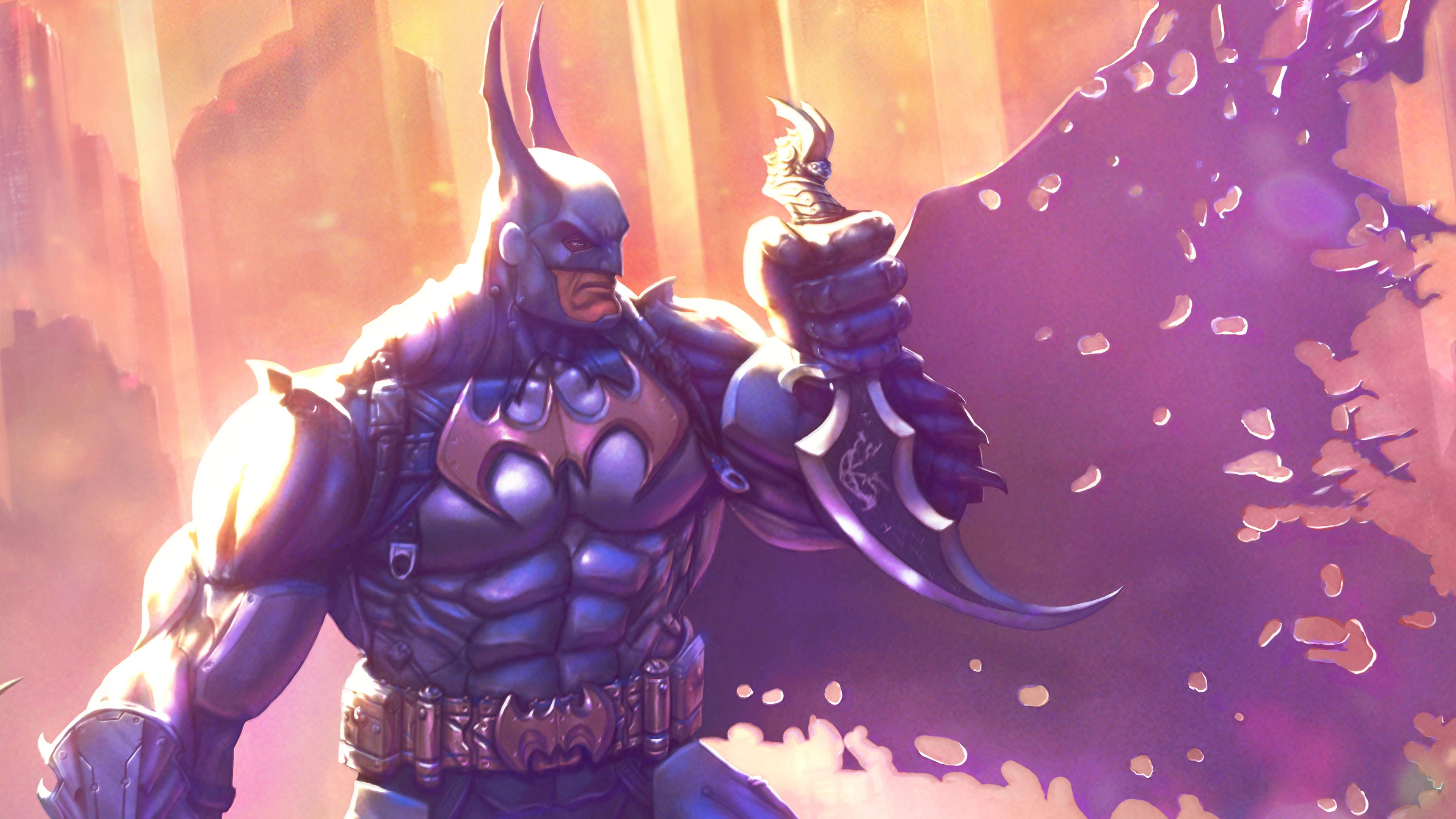 batman of gotham 4k 1556184894 - Batman Of Gotham 4k - superheroes wallpapers, hd-wallpapers, digital art wallpapers, batman wallpapers, artwork wallpapers, 4k-wallpapers