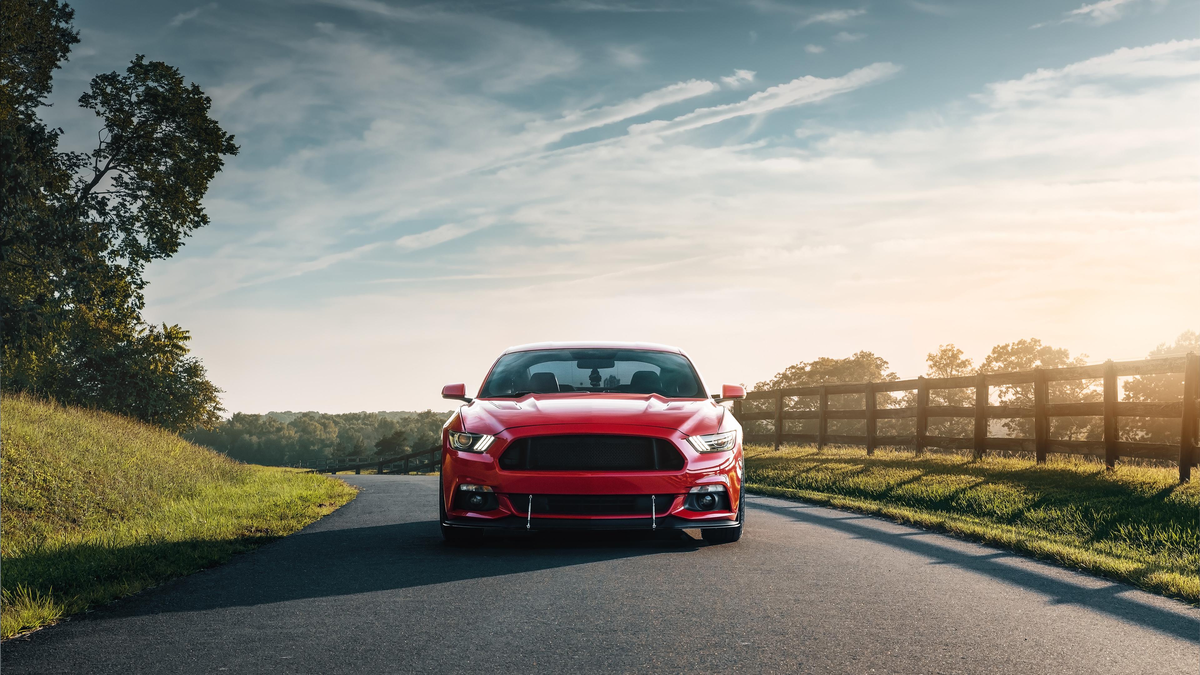 ford mustang gt front 4k 1555206872 - Ford Mustang GT Front 4k - hd-wallpapers, ford wallpapers, ford mustang wallpapers, cars wallpapers, behance wallpapers, 4k-wallpapers, 2019 cars wallpapers