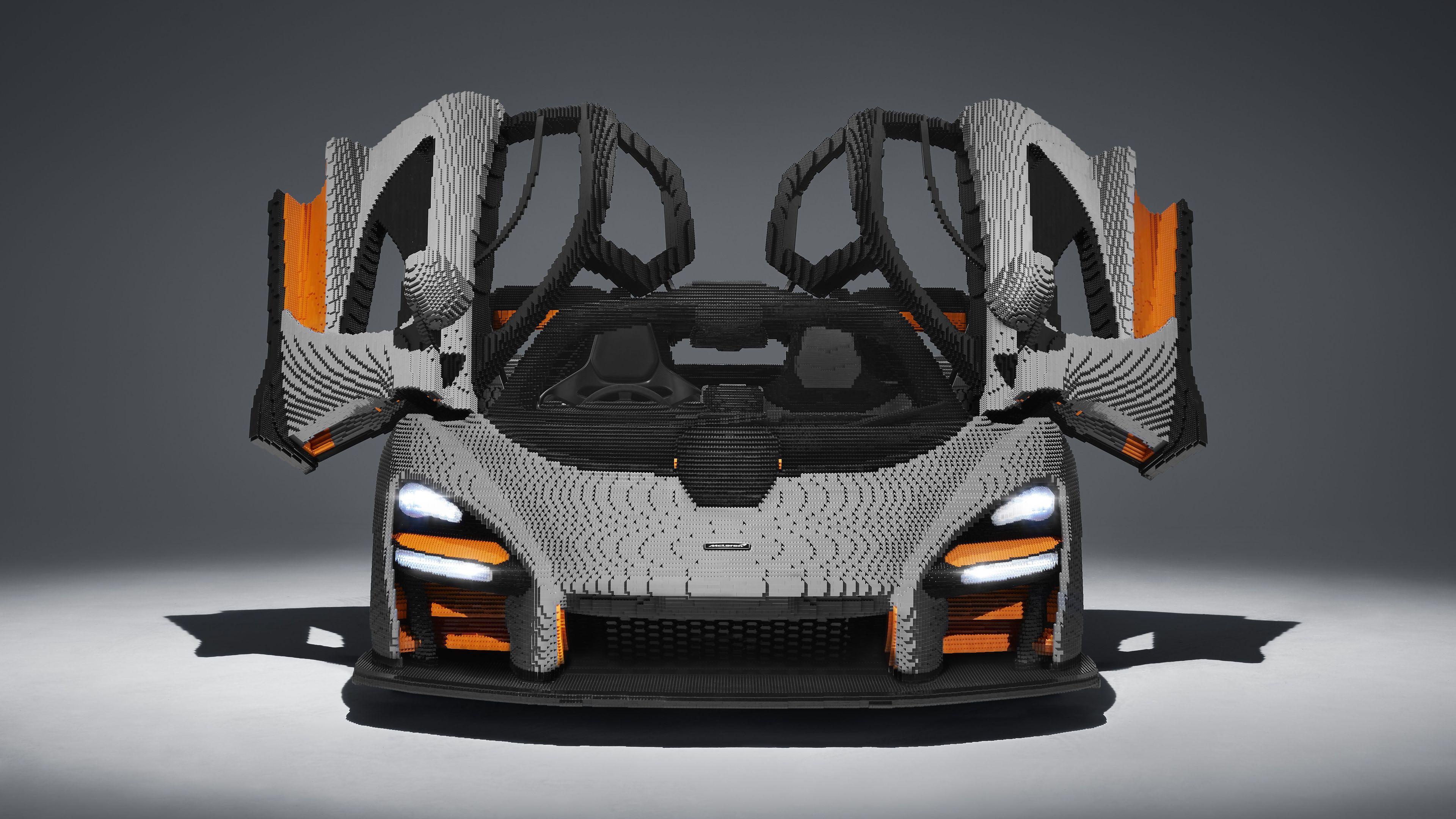 lego mclaren senna 4k 1554245254 - Lego McLaren Senna 4k - mclaren wallpapers, mclaren senna wallpapers, lego wallpapers, hd-wallpapers, cars wallpapers, 5k wallpapers, 4k-wallpapers, 2019 cars wallpapers