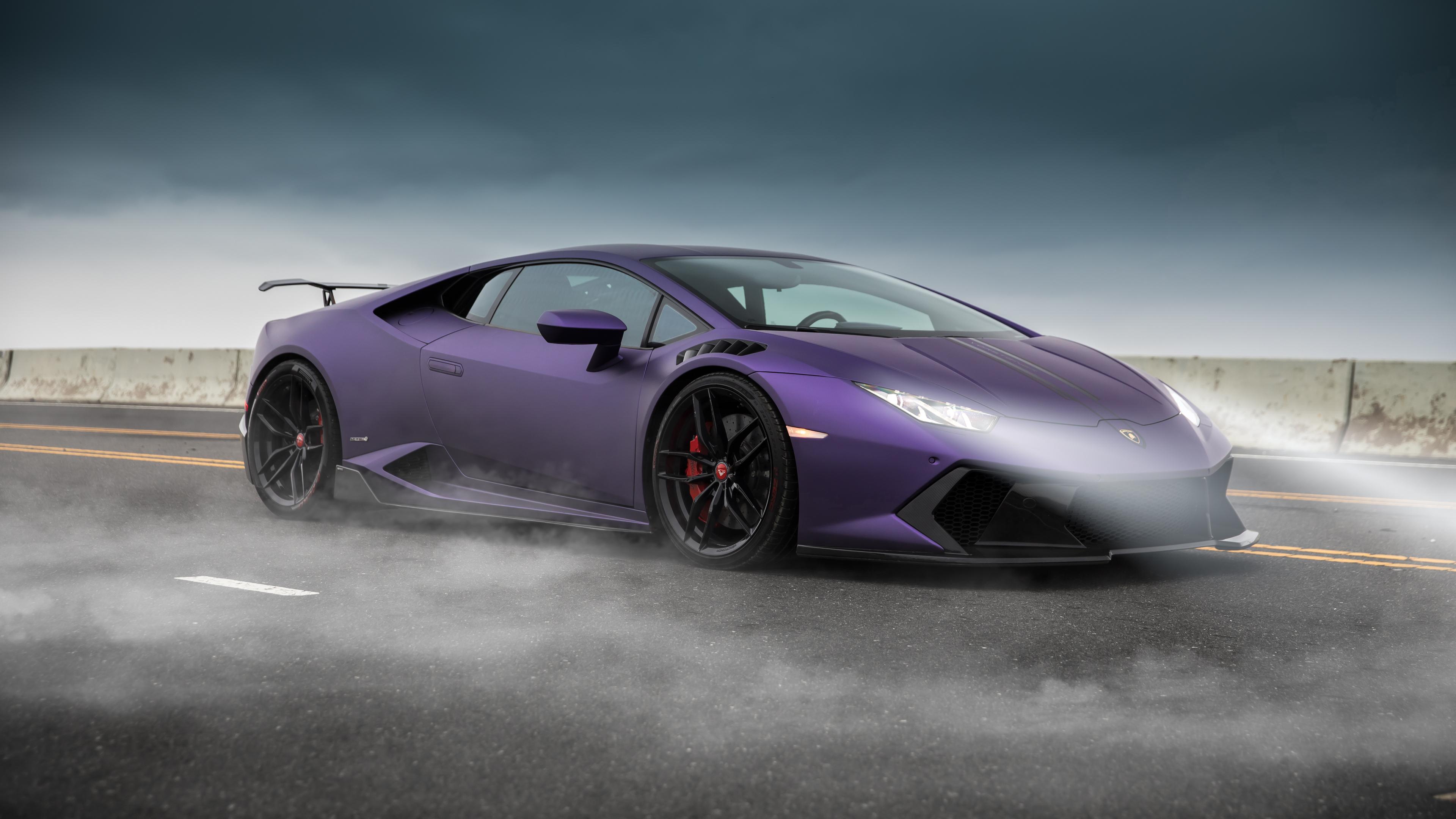 Wallpaper 4k Purple Lamborghini 4k 4k Wallpapers 5k