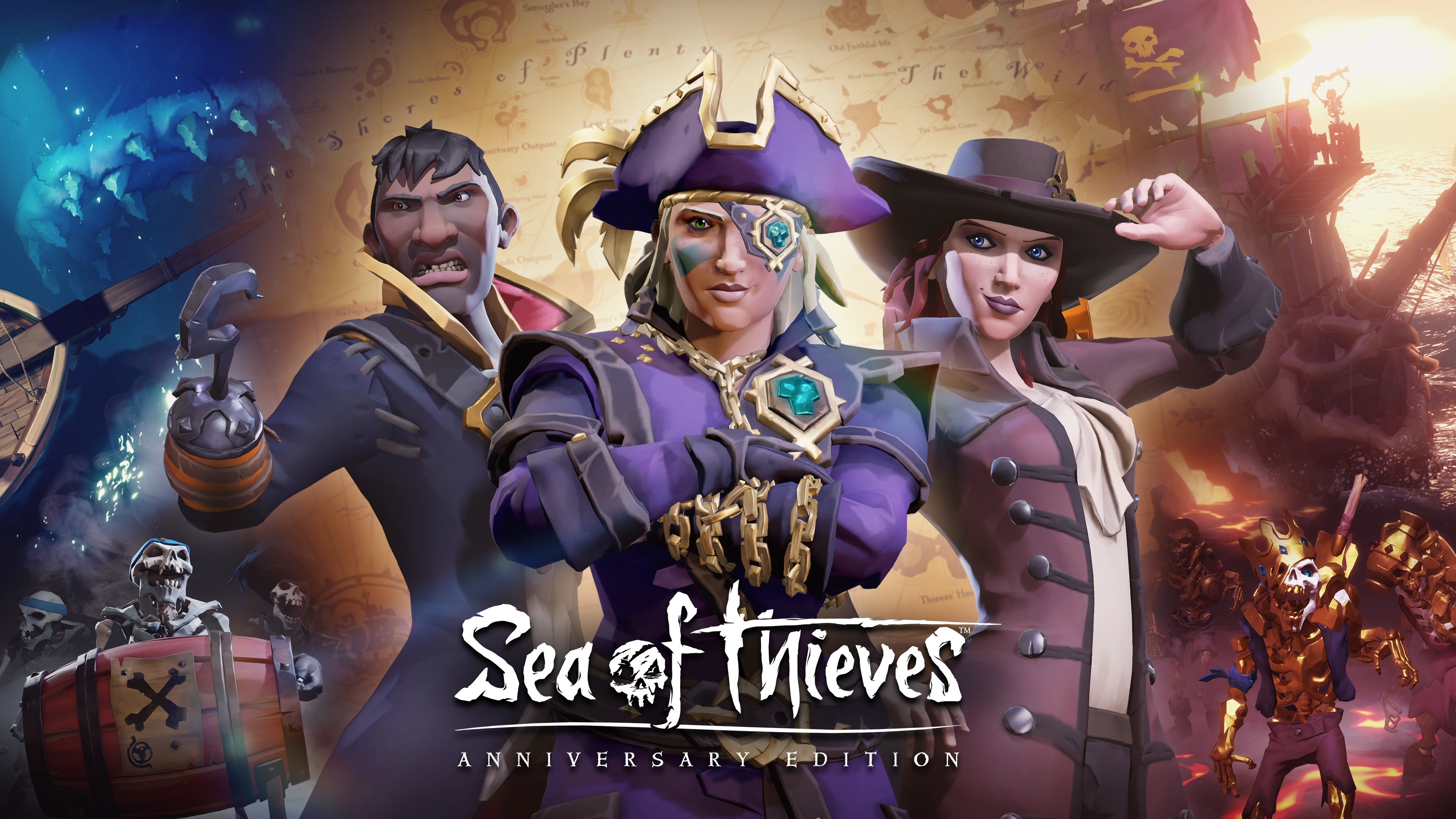 sea of thieves first anniversary 4k 1555207700 - Sea Of Thieves First Anniversary 4k - xbox games wallpapers, sea of thieves wallpapers, pc games wallpapers, hd-wallpapers, games wallpapers, 4k-wallpapers, 2019 games wallpapers