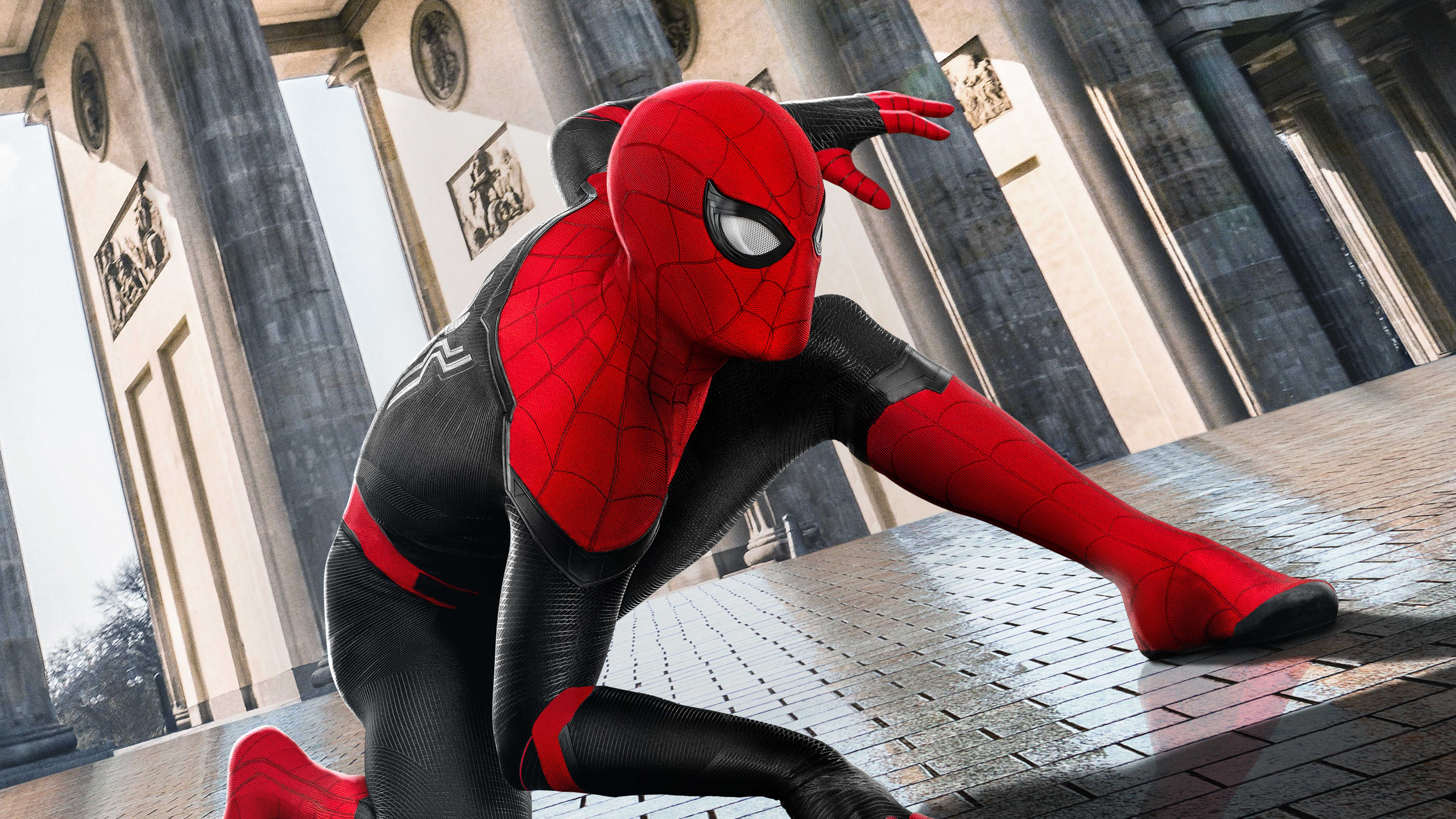 spider man far from home 4k 1555208701 - Spider Man Far From Home 4k - tom holland wallpapers, superheroes wallpapers, spiderman wallpapers, spiderman far from home wallpapers, movies wallpapers, hd-wallpapers, 5k wallpapers, 4k-wallpapers, 2019 movies wallpapers
