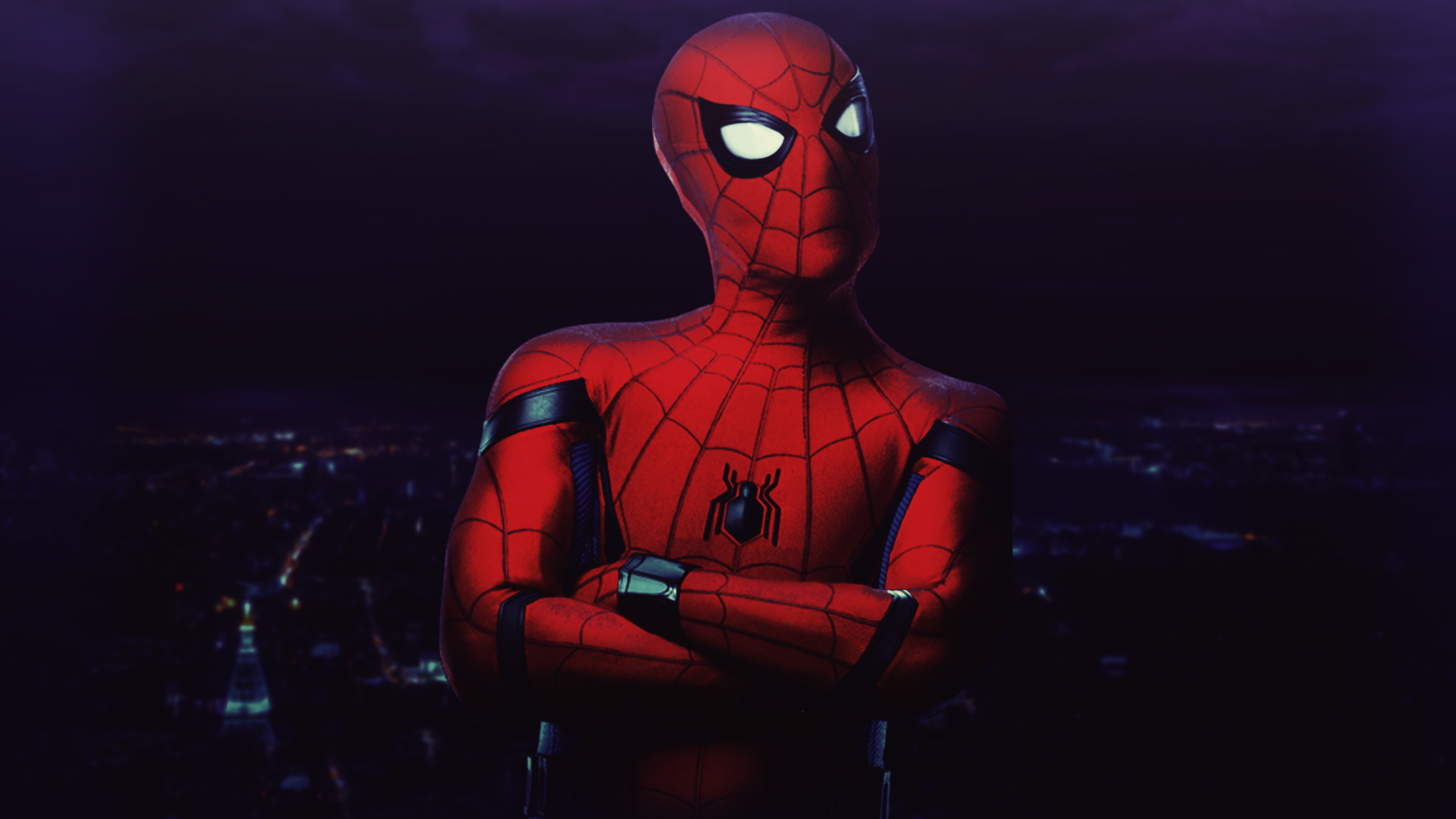 spiderman cosplay 4k 1556184872 - Spiderman Cosplay 4k - superheroes wallpapers, spiderman wallpapers, hd-wallpapers, cosplay wallpapers, behance wallpapers, 4k-wallpapers