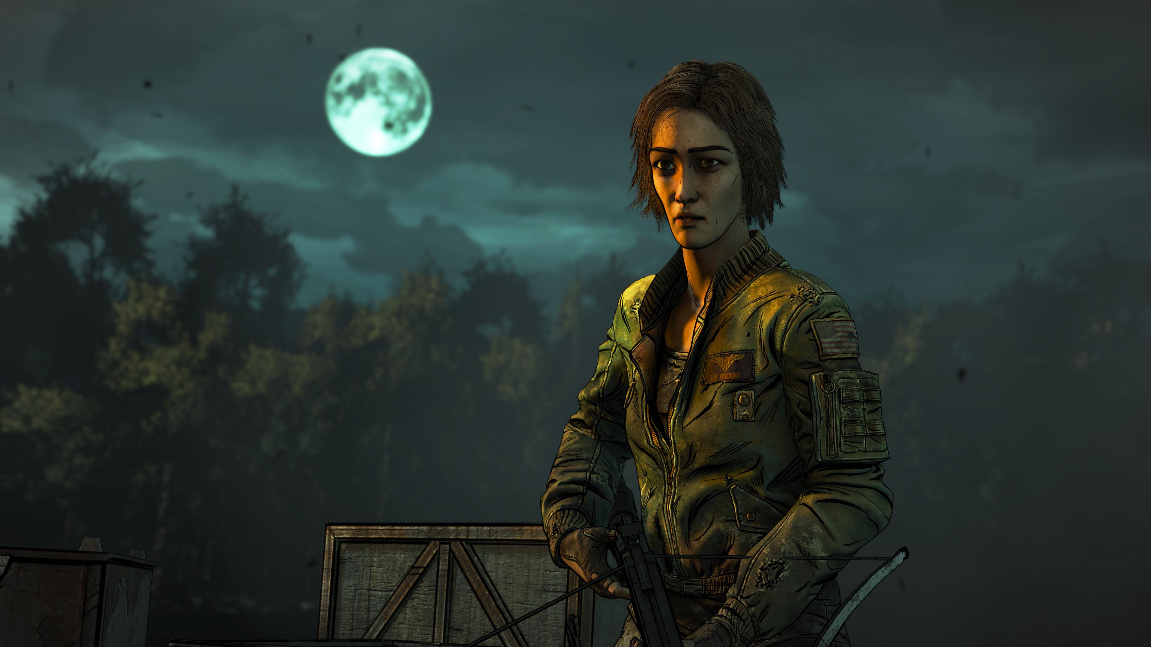 Wallpaper 4k The Walking Dead The Final Season 2019 4k 2019