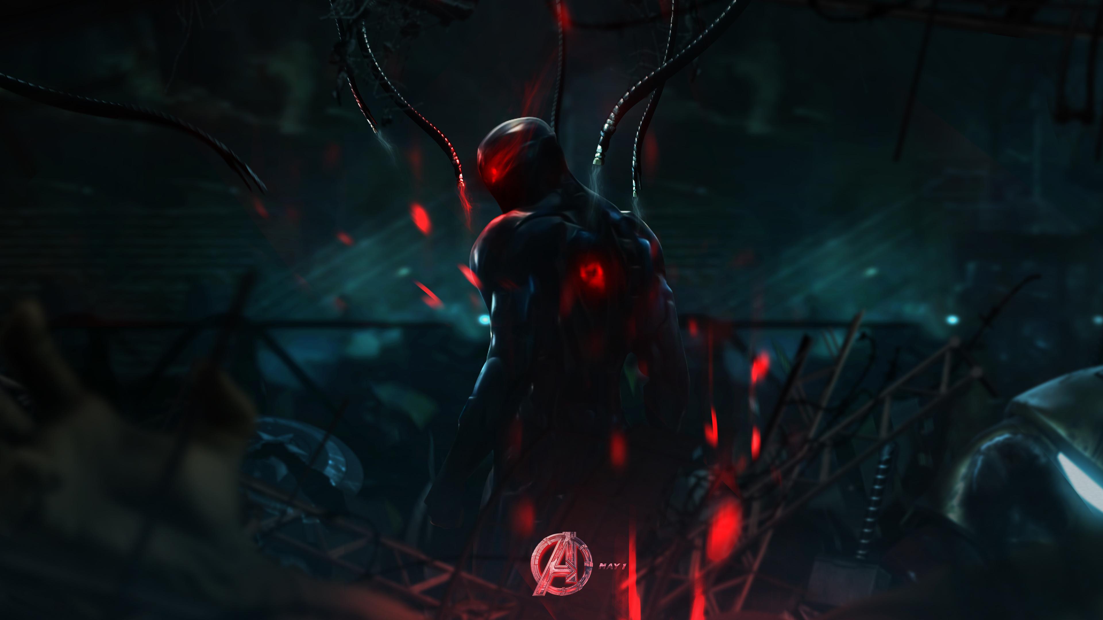 ultron avengers age of ultron 4k 1554245020 - Ultron Avengers Age Of Ultron 4k - ultron wallpapers, superheroes wallpapers, hd-wallpapers, digital art wallpapers, behance wallpapers, artwork wallpapers, artist wallpapers, art wallpapers
