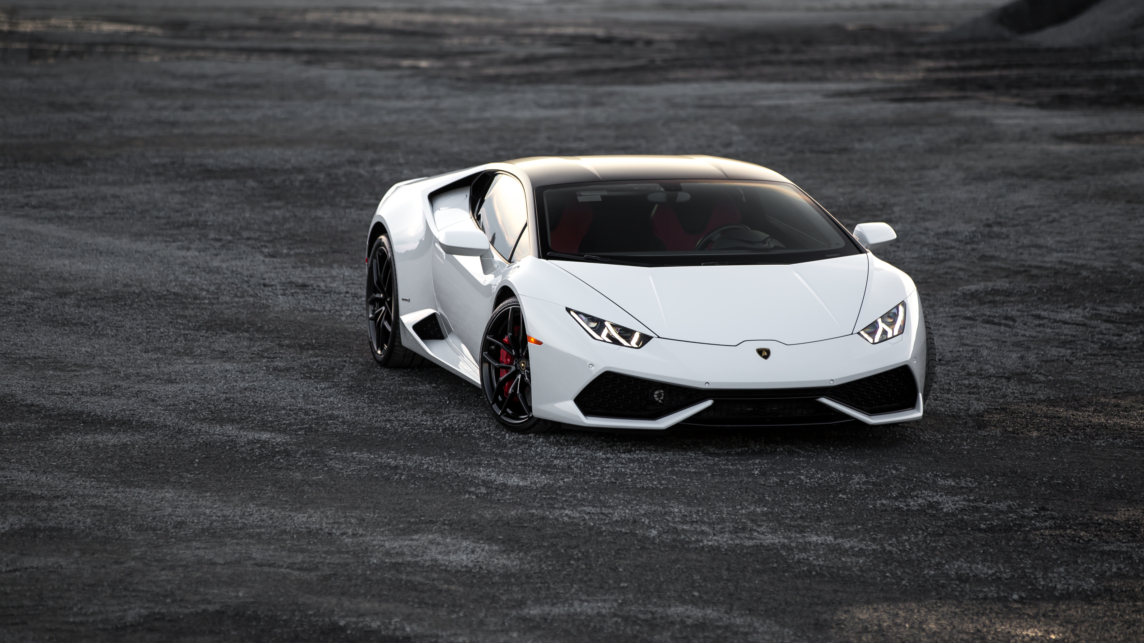 Wallpaper 4k White Lamborghini Huracan 4k 2019 4k Wallpapers