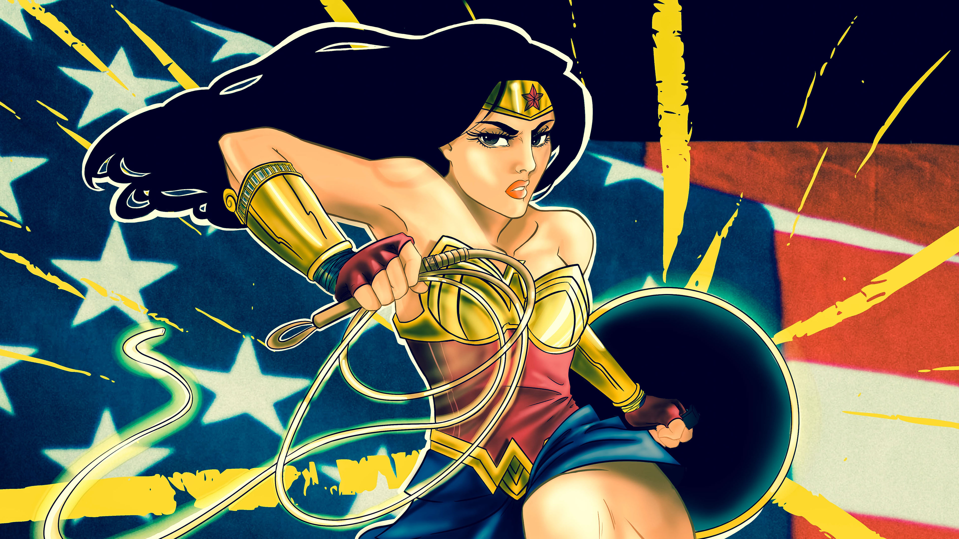 wonder woman original art 4k 1556184997 - Wonder Woman Original Art 4k - wonder woman wallpapers, superheroes wallpapers, hd-wallpapers, digital art wallpapers, behance wallpapers, artwork wallpapers, artist wallpapers, 4k-wallpapers