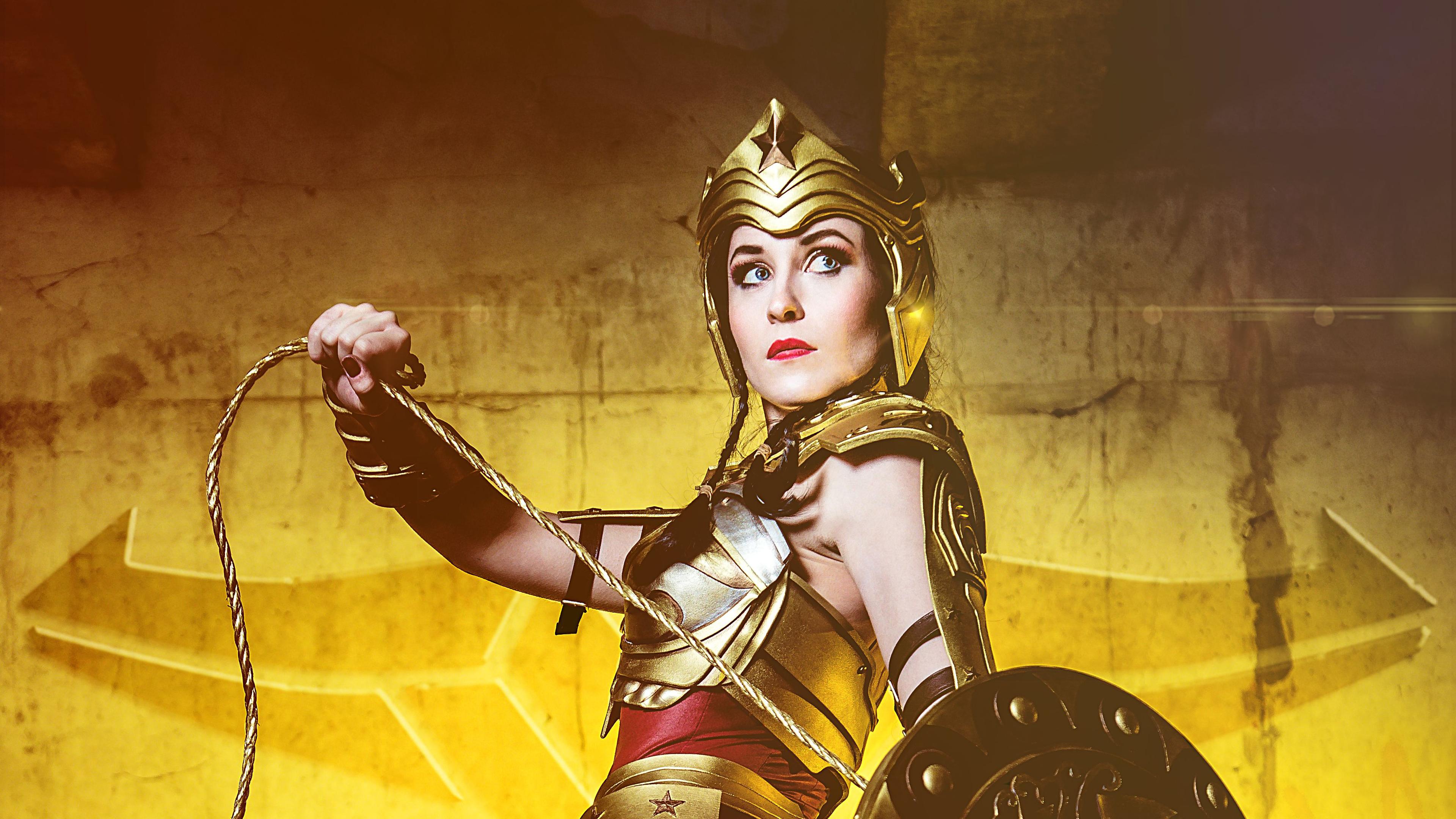 wonderwoman cosplay 4k 1555206630 - Wonderwoman Cosplay 4k - wonder woman wallpapers, superheroes wallpapers, hd-wallpapers, cosplay wallpapers, 4k-wallpapers