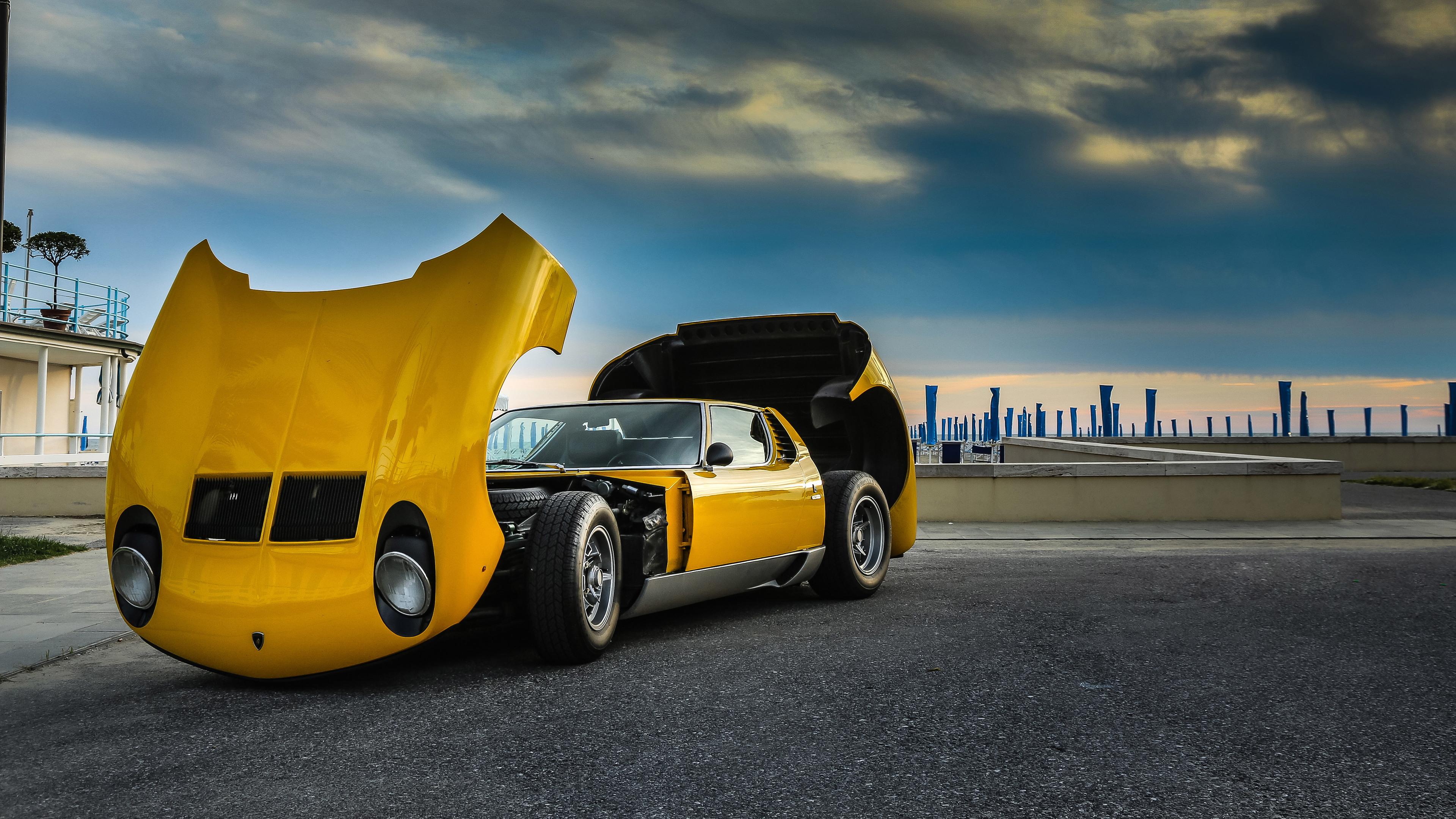 yellow sport car front bonnet 4k 1554245144 - Yellow Sport Car Front Bonnet 4k - hd-wallpapers, cars wallpapers, 5k wallpapers, 4k-wallpapers