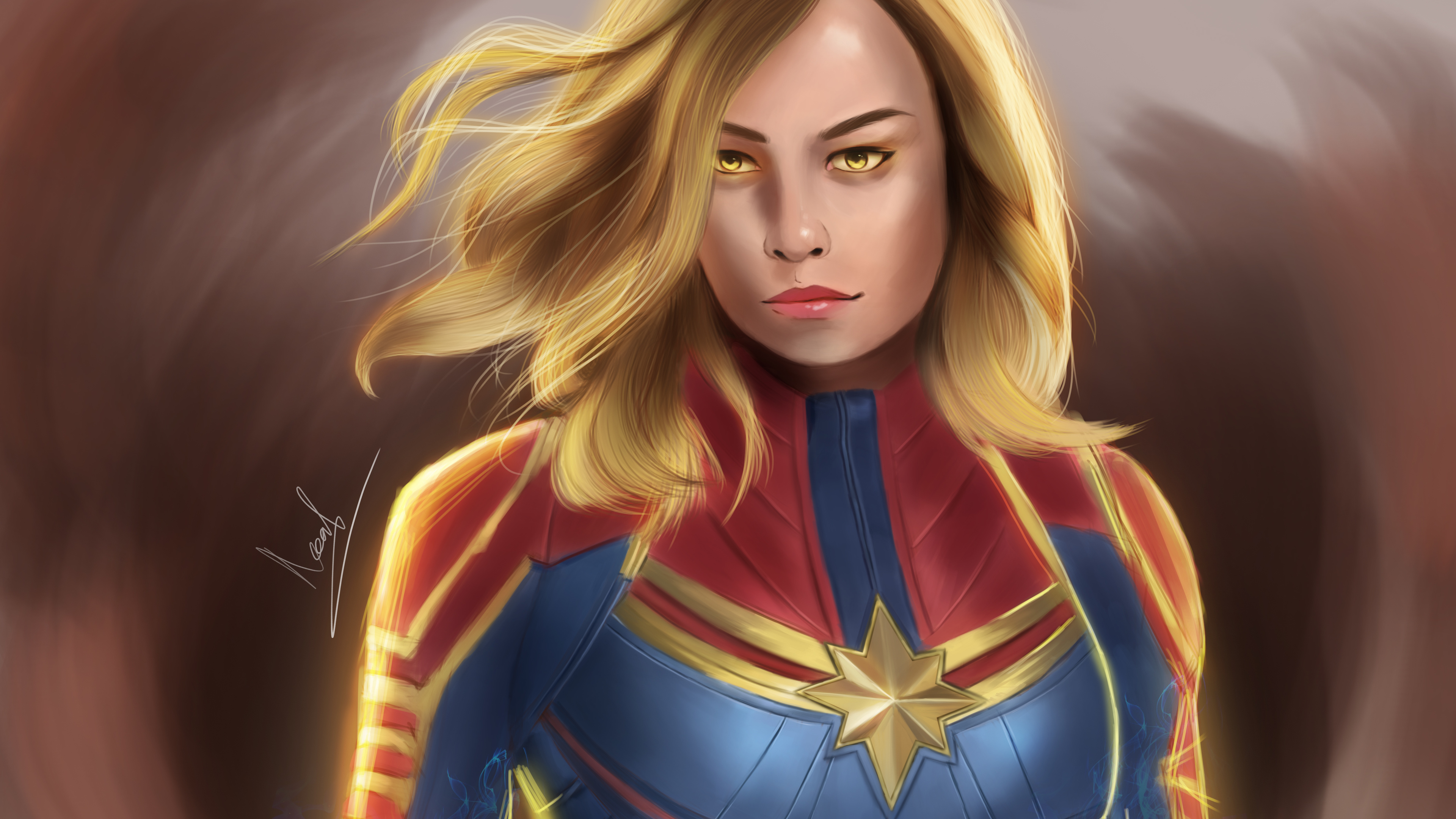 artwork captain marvel 4k 1557260128 - Artwork Captain Marvel 4k - superheroes wallpapers, hd-wallpapers, deviantart wallpapers, captain marvel wallpapers, artwork wallpapers, artist wallpapers, 4k-wallpapers