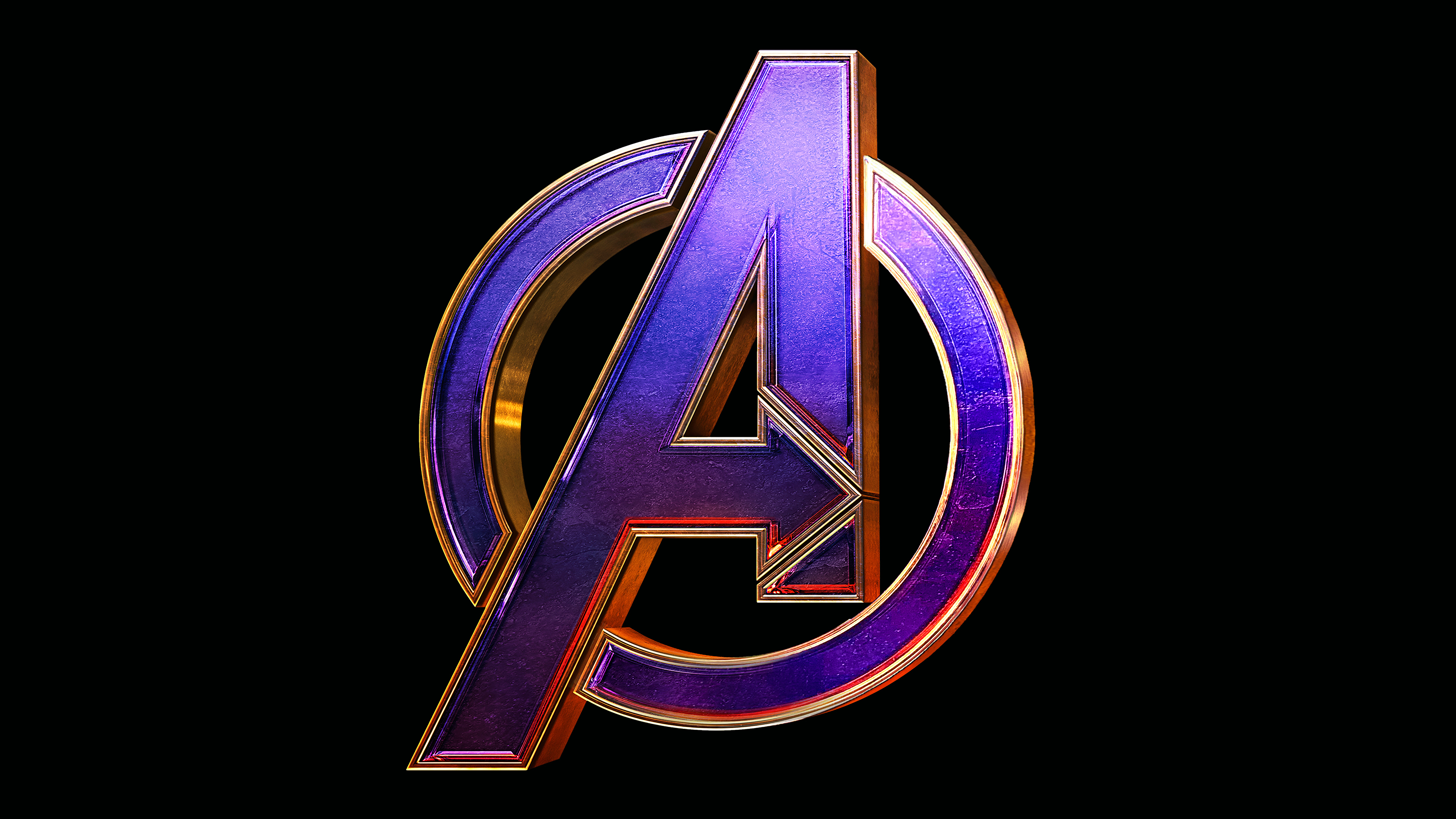 avengers endgame logo 4k 1558219921 - Avengers Endgame Logo 4k - movies wallpapers, logo wallpapers, hd-wallpapers, avengers endgame wallpapers, avengers end game wallpapers, 4k-wallpapers, 2019 movies wallpapers