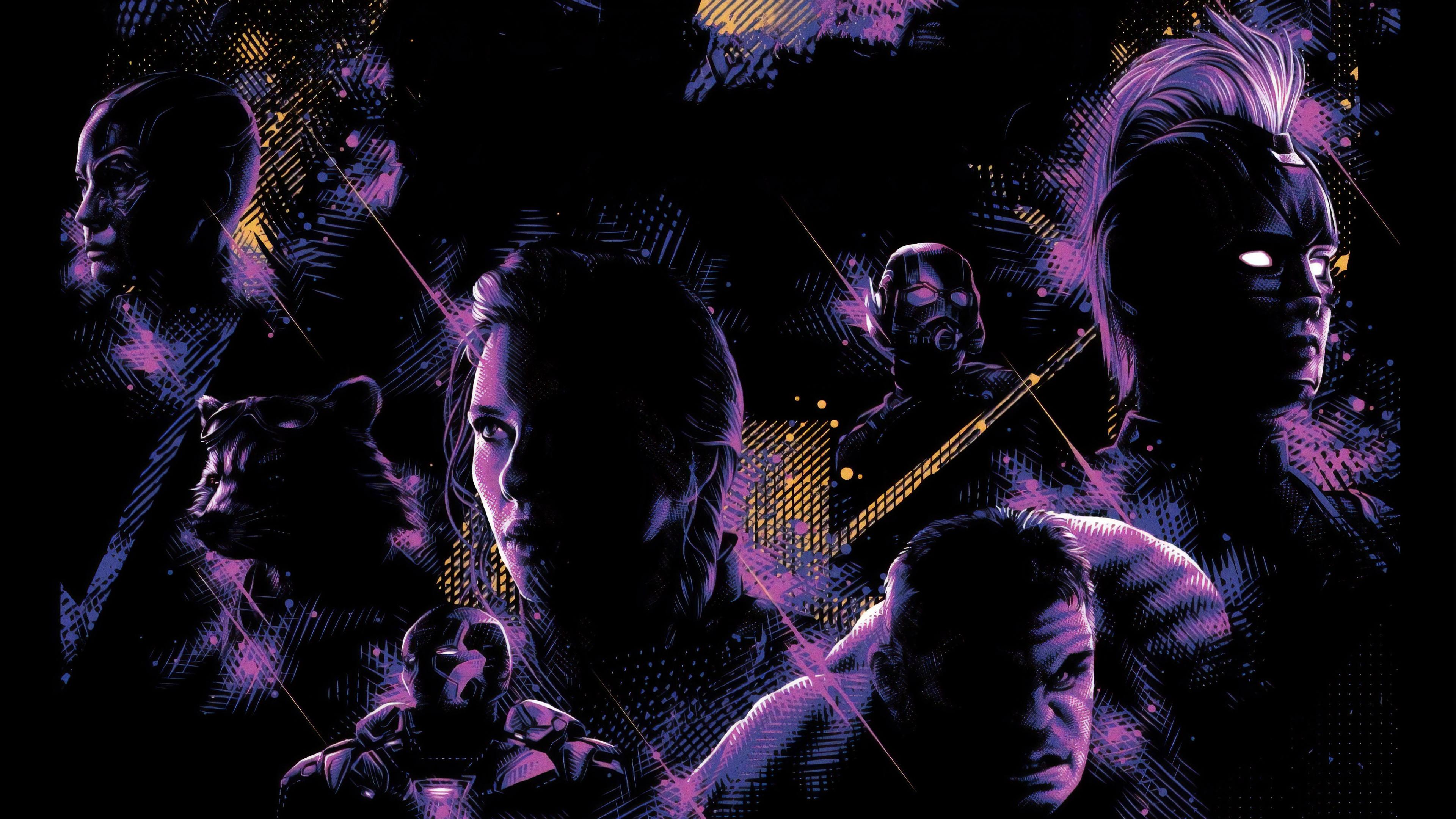 avengers endgame new poster 4k 1558219904 - Avengers Endgame New Poster 4k - poster wallpapers, movies wallpapers, hd-wallpapers, avengers endgame wallpapers, 4k-wallpapers, 2019 movies wallpapers