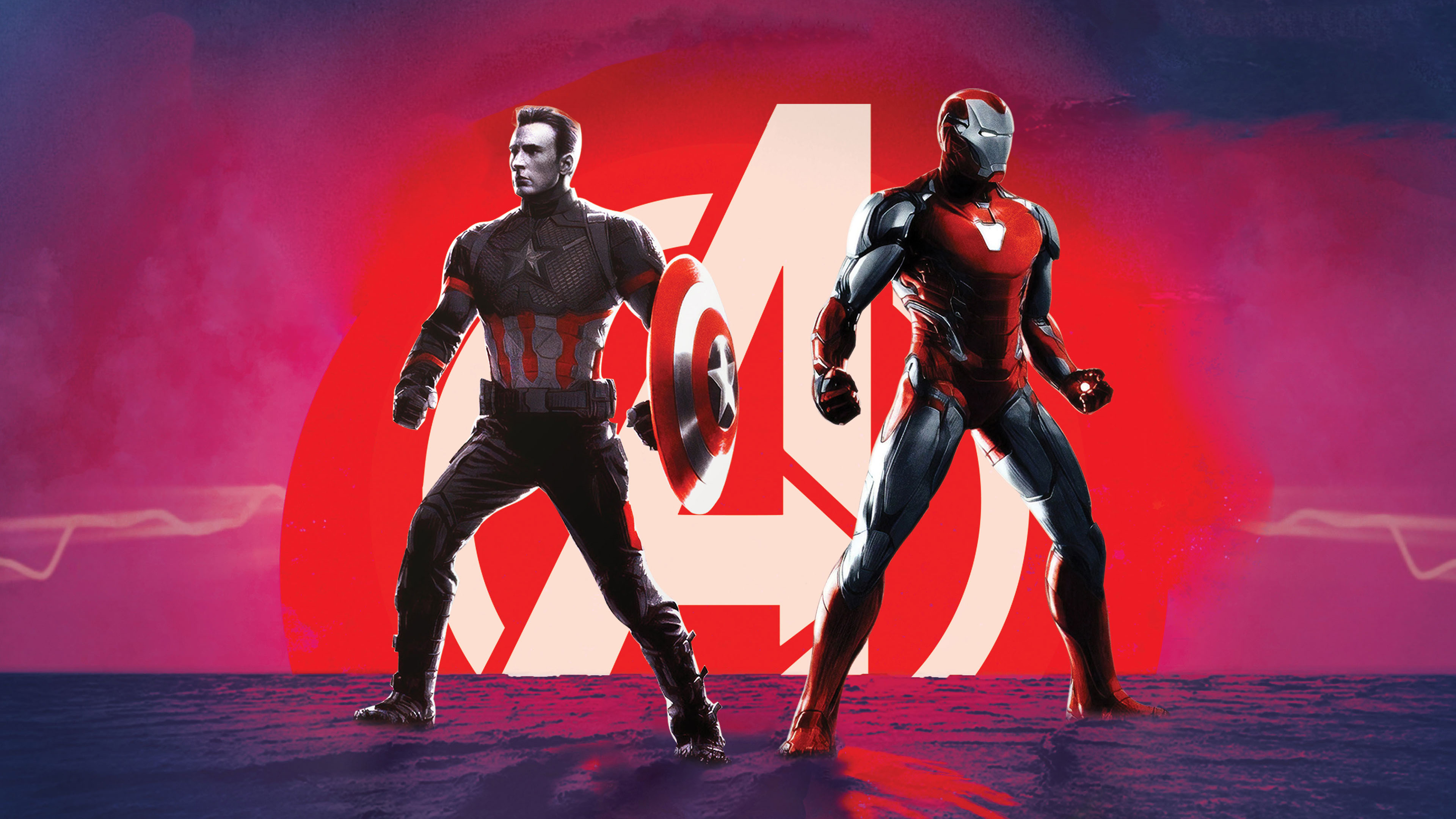 avengers endgame tony and captain america 4k 1557260304 - Avengers Endgame Tony And Captain America 4k - superheroes wallpapers, movies wallpapers, iron man wallpapers, hd-wallpapers, captain america wallpapers, behance wallpapers, avengers endgame wallpapers, 4k-wallpapers, 2019 movies wallpapers