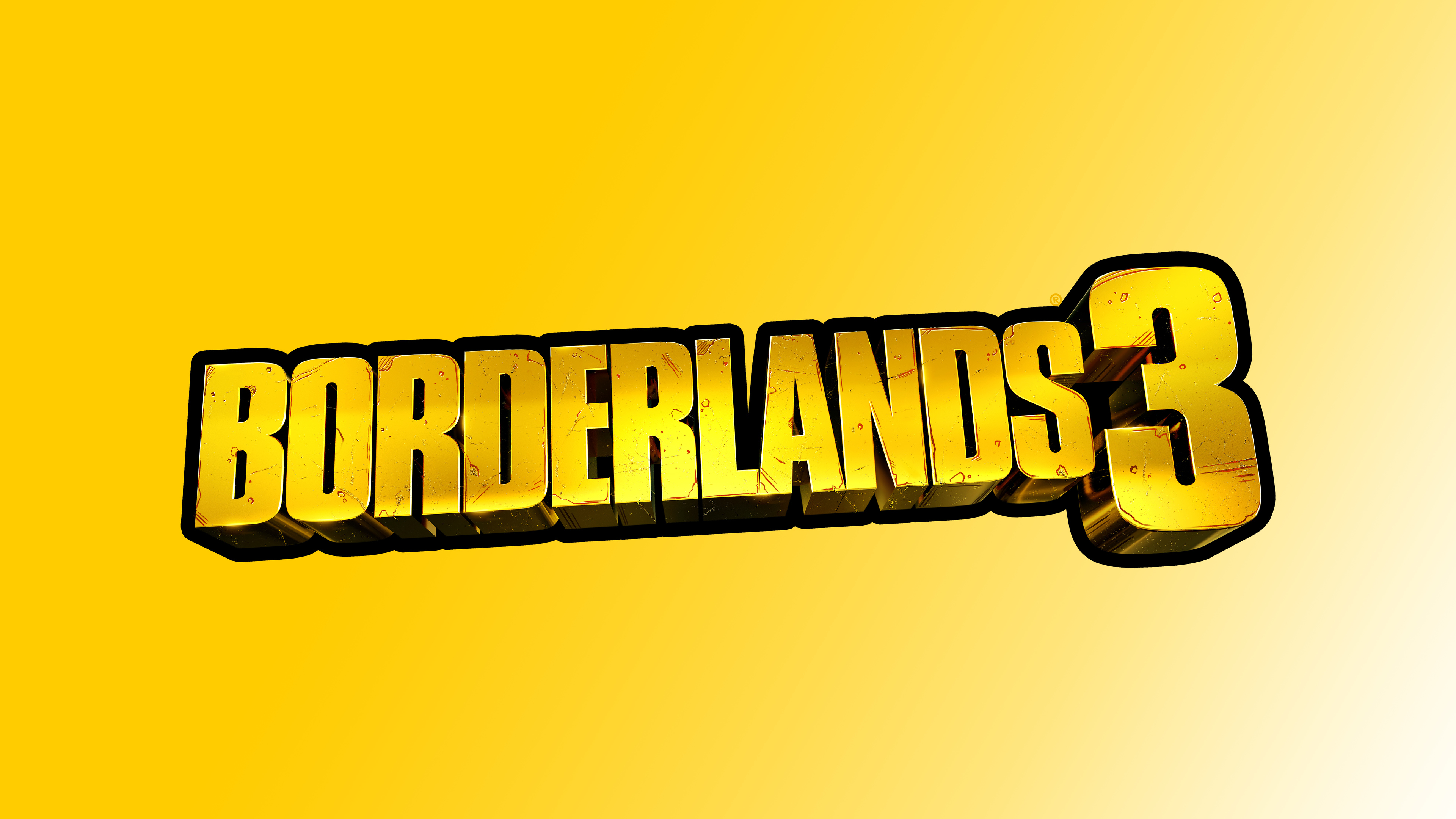 Wallpaper 4k Borderlands 3 Logo 4k 4k Wallpapers