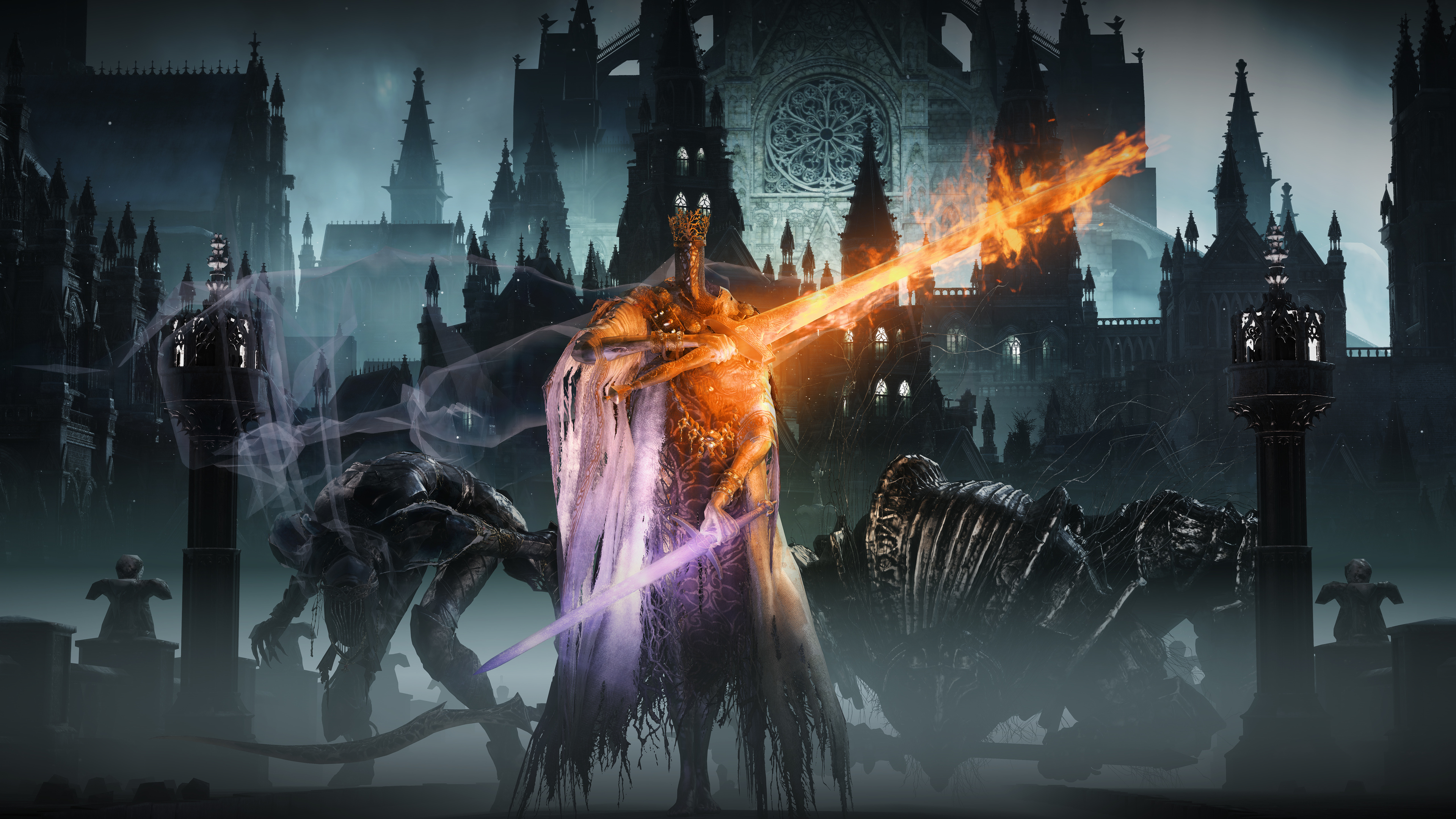 Wallpaper 4k Dark Souls 3 4k 4k Wallpapers Dark Souls 3