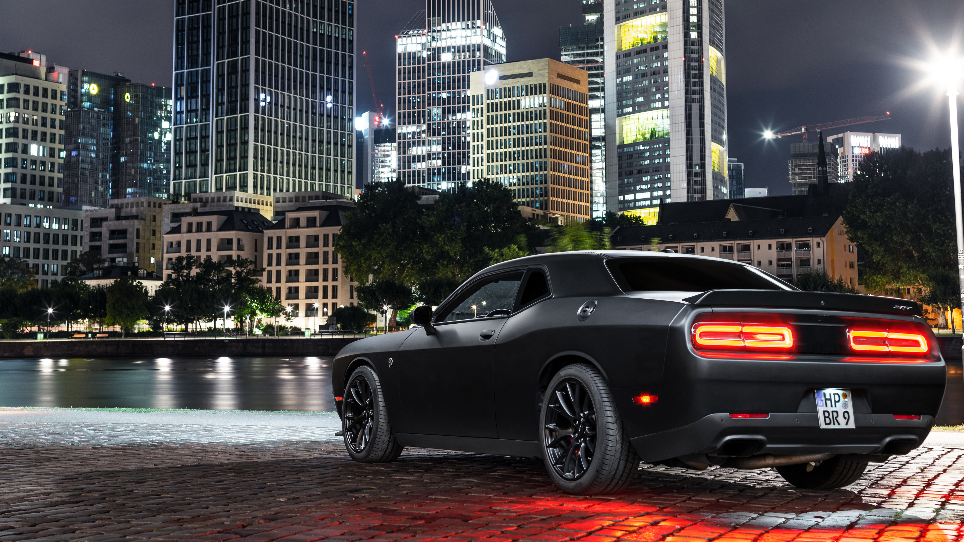 Wallpaper 4k Dodge Challenger Hellcat 4k 4k Wallpapers 5k