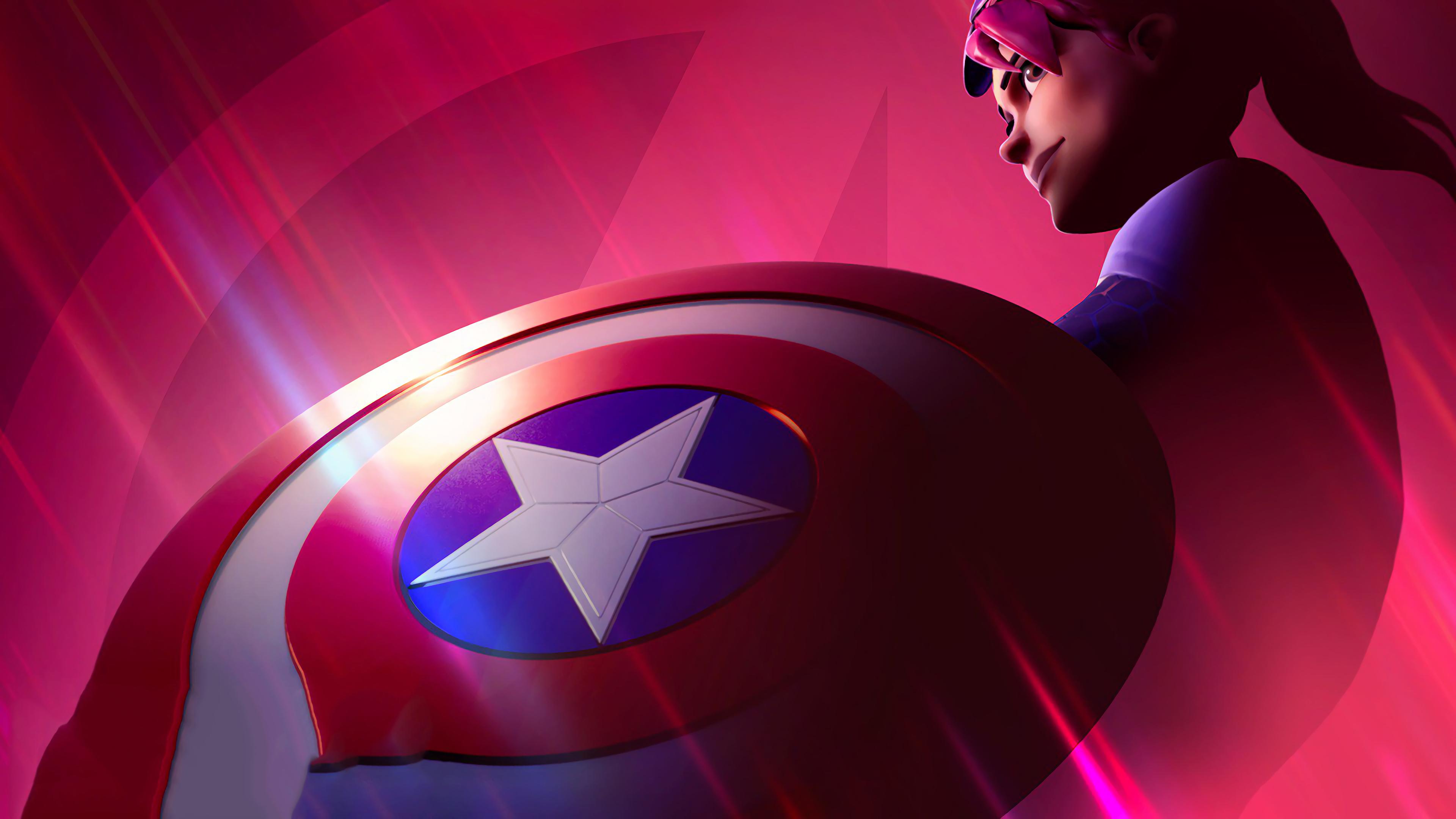 fortnite captain america avengers 4k 1557260415 - Fortnite Captain America Avengers 4k - hd-wallpapers, games wallpapers, fortnite wallpapers, avengers endgame wallpapers, 4k-wallpapers