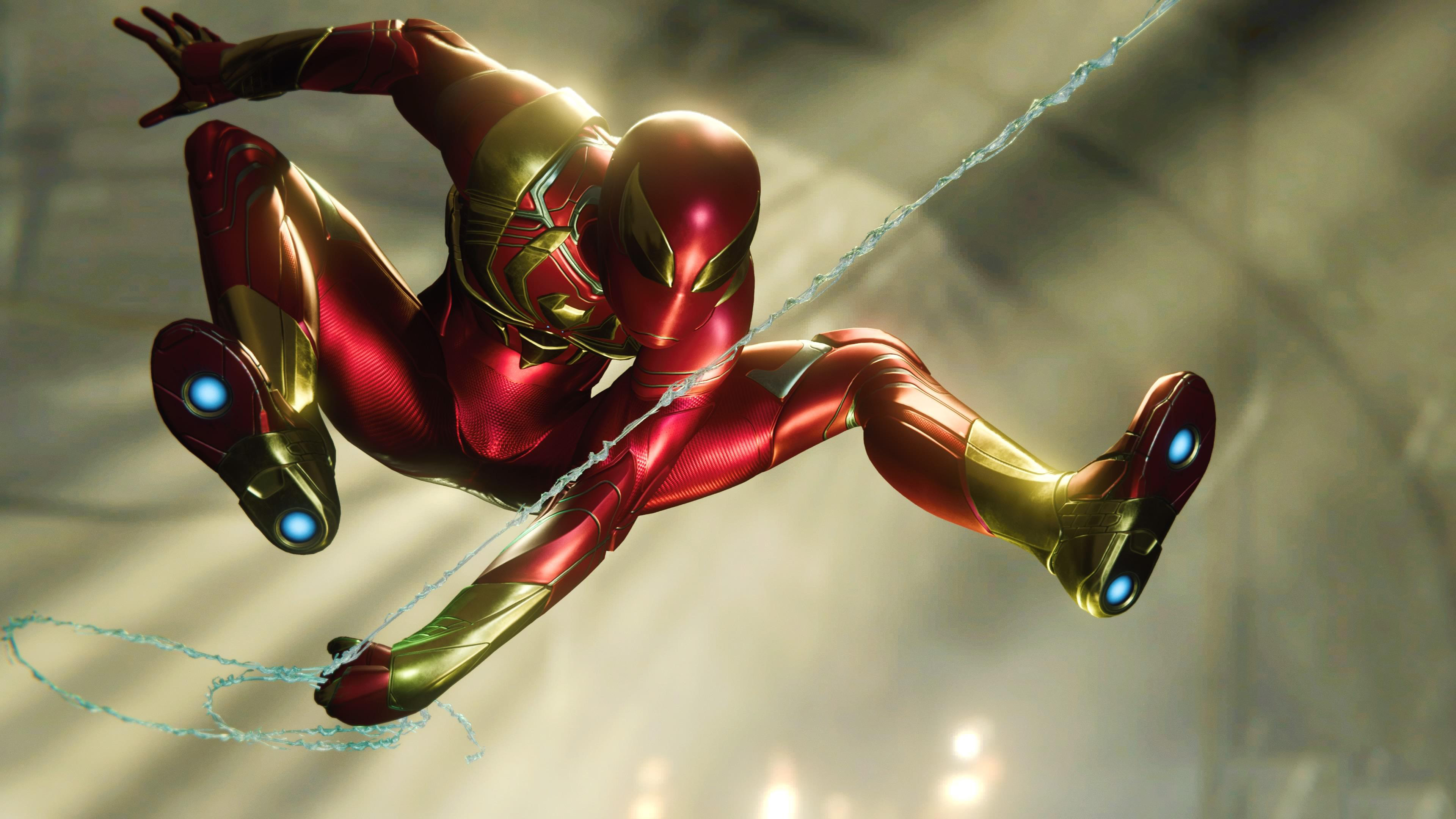 iron spider ps4 1558221021 - Iron Spider Ps4 - superheroes wallpapers, spiderman ps4 wallpapers, hd-wallpapers, games wallpapers, digital art wallpapers, artwork wallpapers, 4k-wallpapers