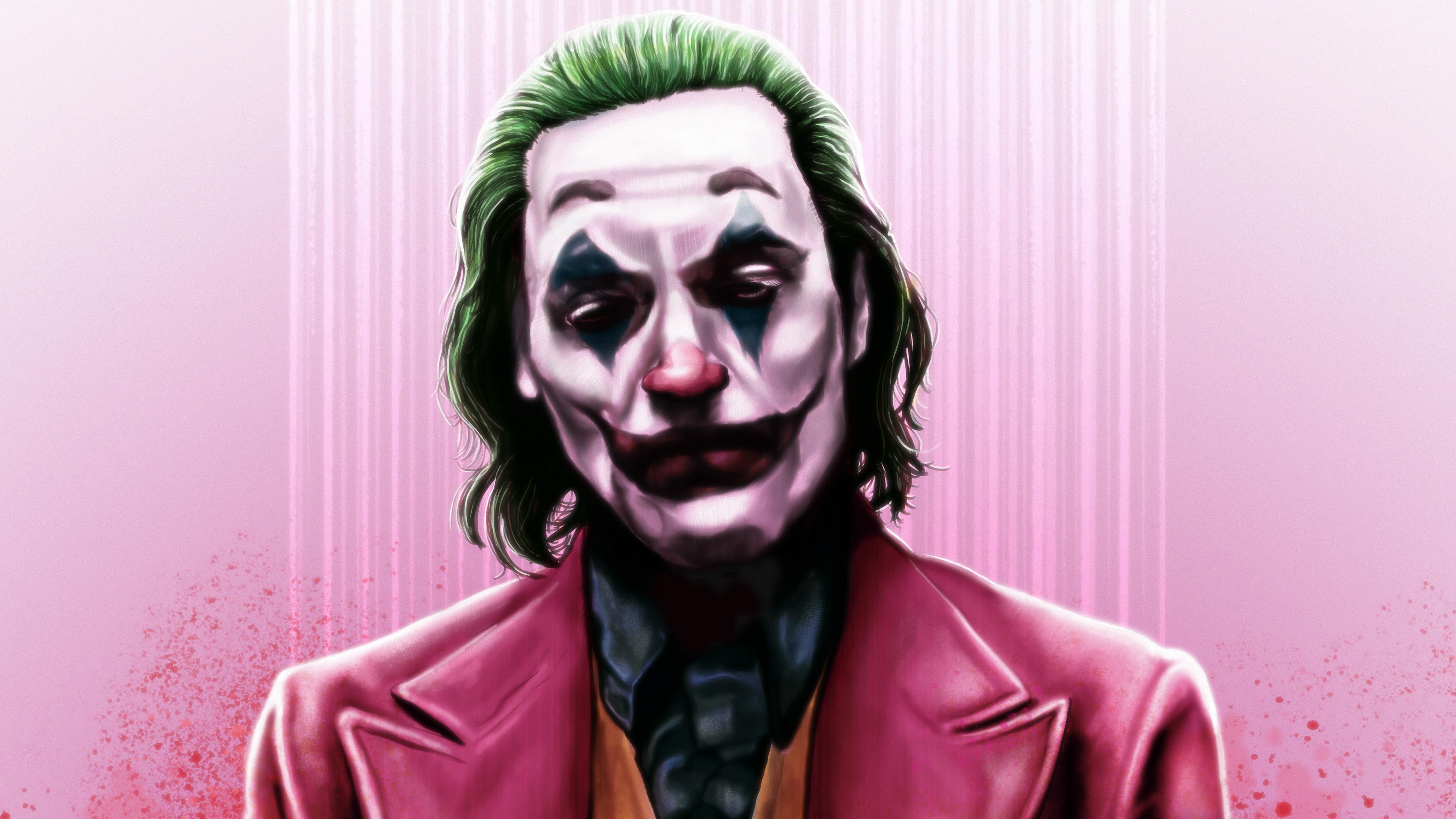Wallpaper 4k Joker Joaquin Phoenix 4k Art 4k Wallpapers