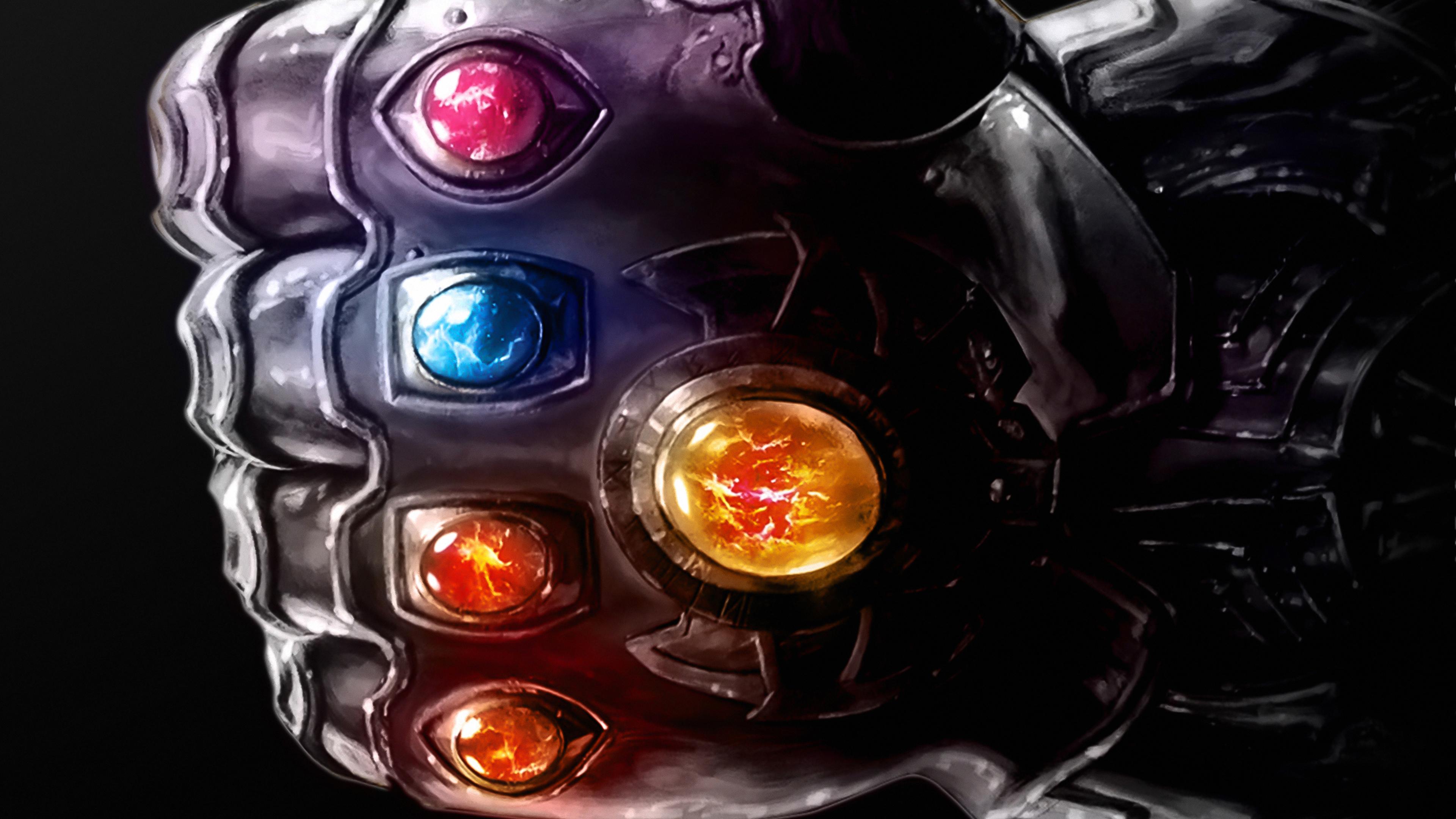 thanos gauntlet 4k 1557260457 - Thanos Gauntlet 4k - thanos-wallpapers, superheroes wallpapers, hd-wallpapers, 4k-wallpapers
