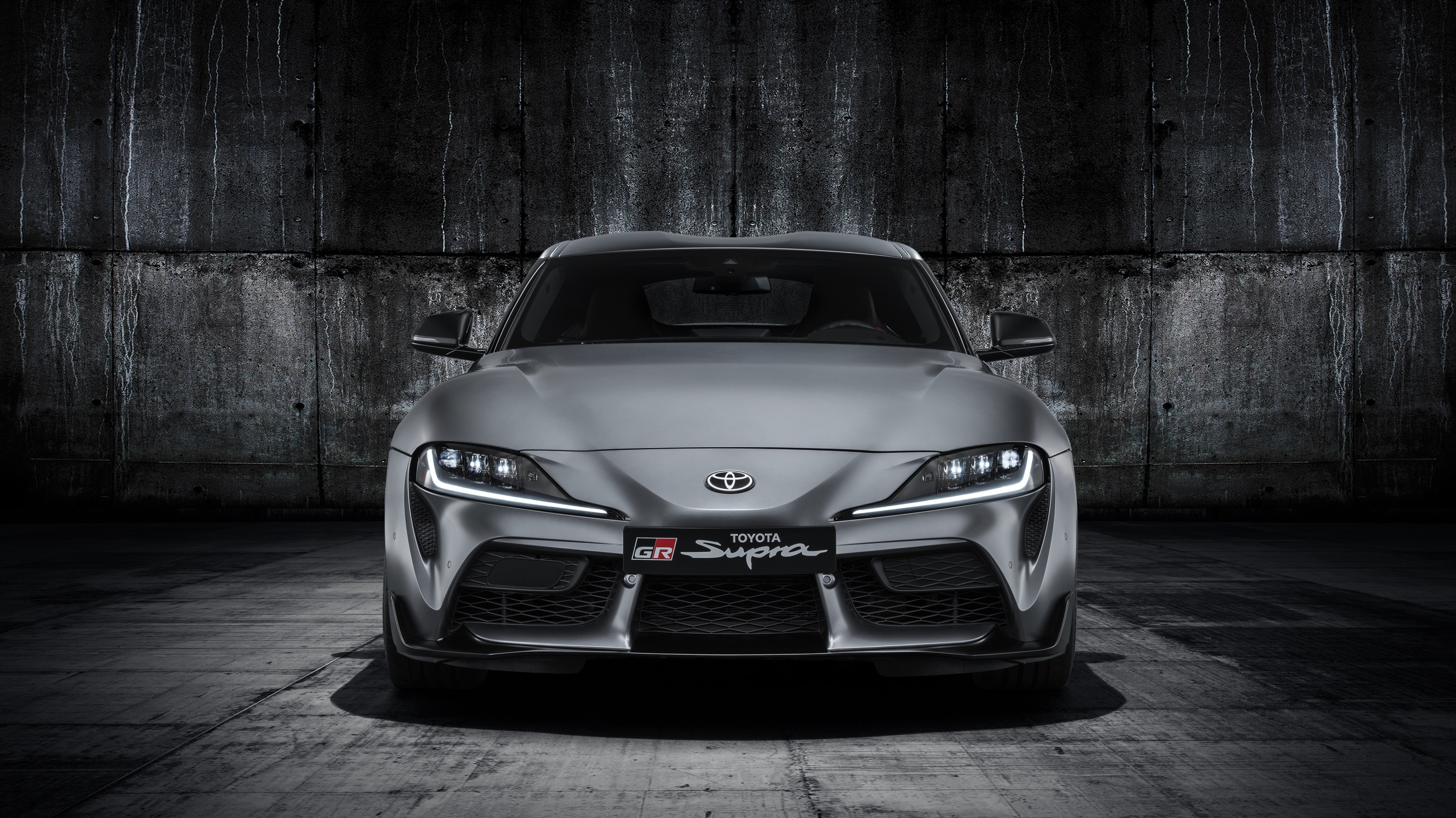 toyota supra grey studio 4k 1557260955 - Toyota Supra Grey Studio 4k - toyota wallpapers, toyota supra wallpapers, hd-wallpapers, cars wallpapers, 5k wallpapers, 4k-wallpapers, 2019 cars wallpapers