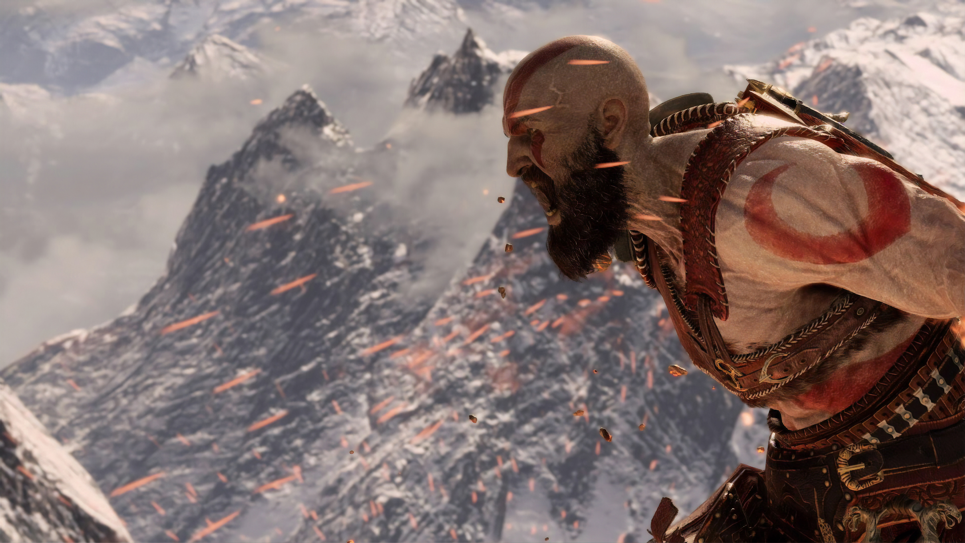Wallpaper 4k 2019 God Of War 4 2019 Games Wallpapers 4k