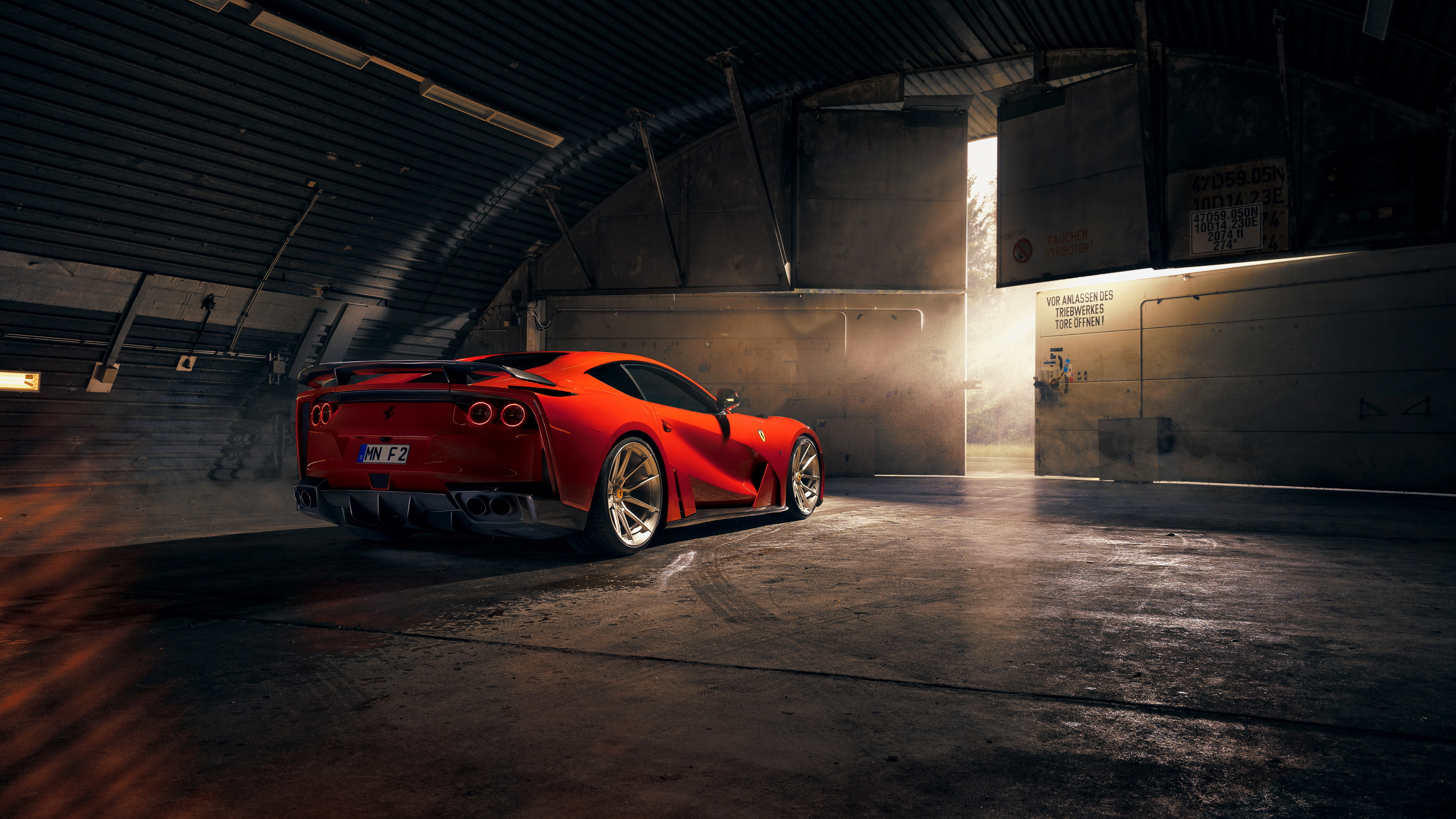2019 novitec ferrari 812 superfast n largo rear 1560534309 - 2019 Novitec Ferrari 812 Superfast N Largo Rear - hd-wallpapers, ferrari wallpapers, ferrari 812 wallpapers, cars wallpapers, 4k-wallpapers, 2019 cars wallpapers