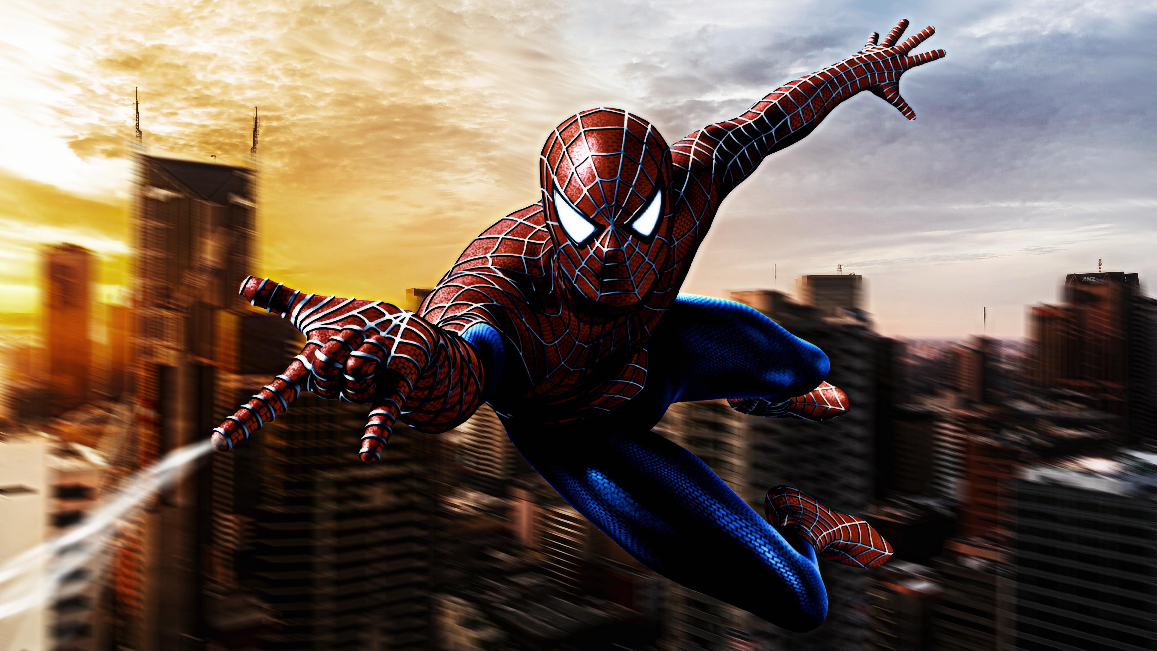 4k spider man 1560533647 - 4k Spider Man - superheroes wallpapers, spiderman wallpapers, hd-wallpapers, digital art wallpapers, behance wallpapers, artwork wallpapers, art wallpapers, 4k-wallpapers