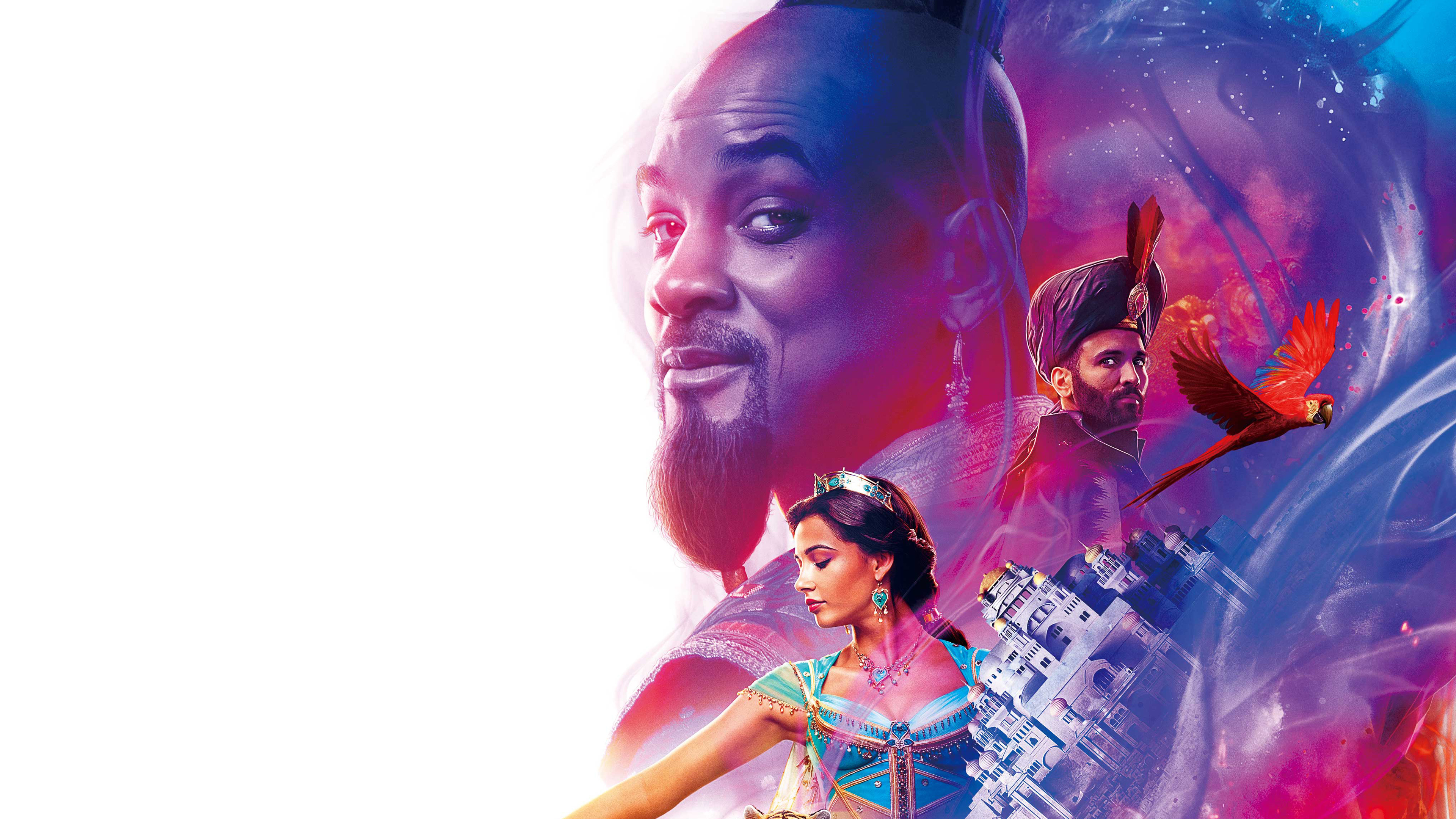 Movie Poster 2019: Aladdin Movie Poster 4k Poster Wallpapers, Movies