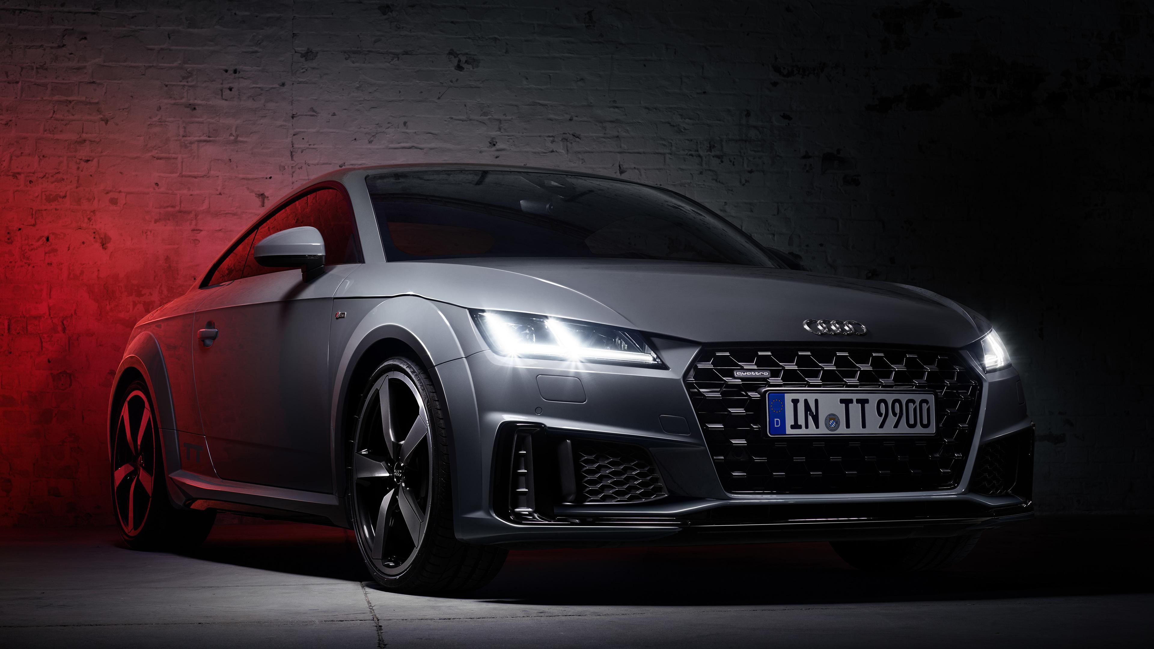 audi tt 45 quantum gray edition 2019 1560534229 - Audi TT 45 Quantum Gray Edition 2019 - hd-wallpapers, cars wallpapers, audi wallpapers, 4k-wallpapers, 2019 cars wallpapers
